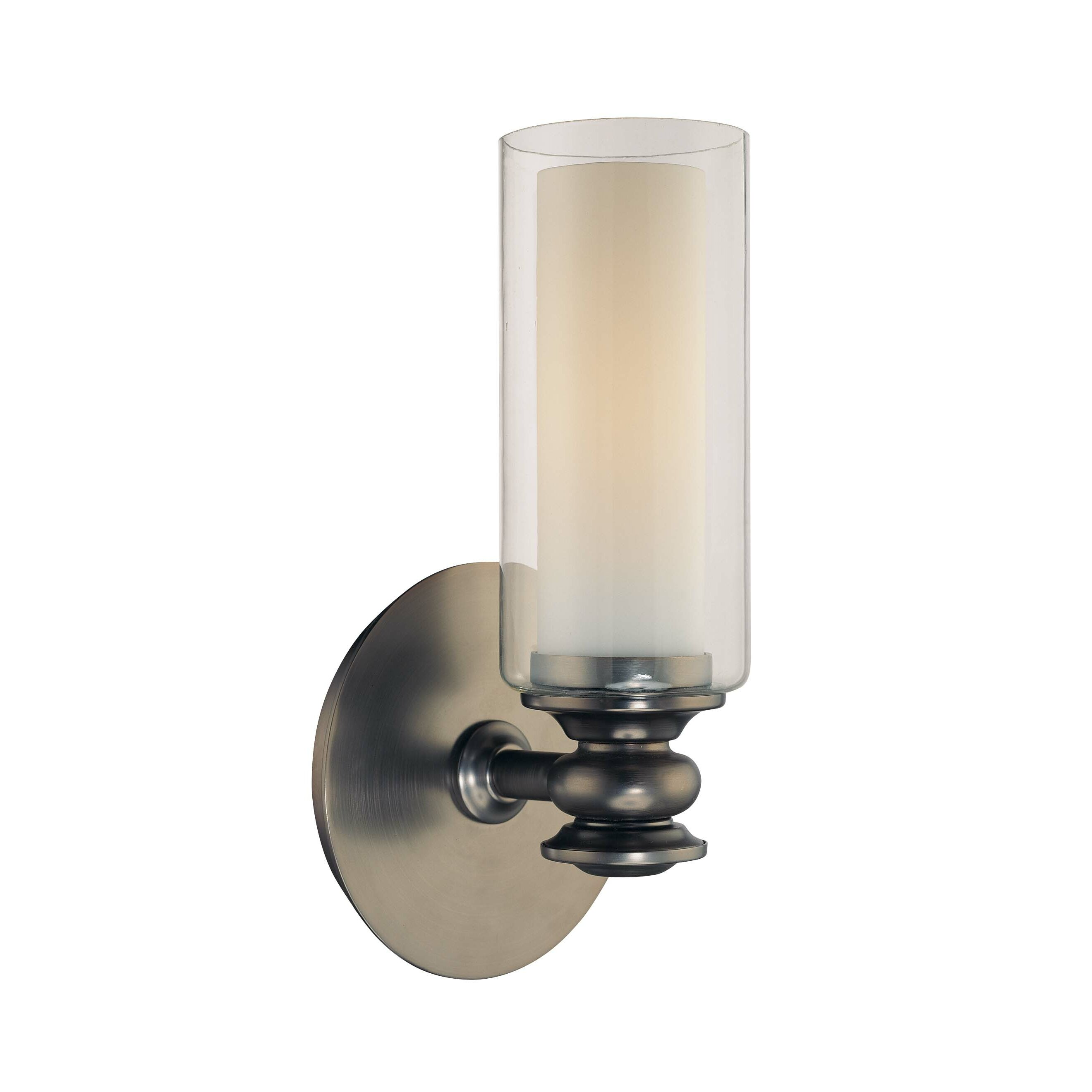 Wall Sconces At Wayfair : Minka Lavery Harvard Court 1 Light Wall Sconce & Reviews Wayfair