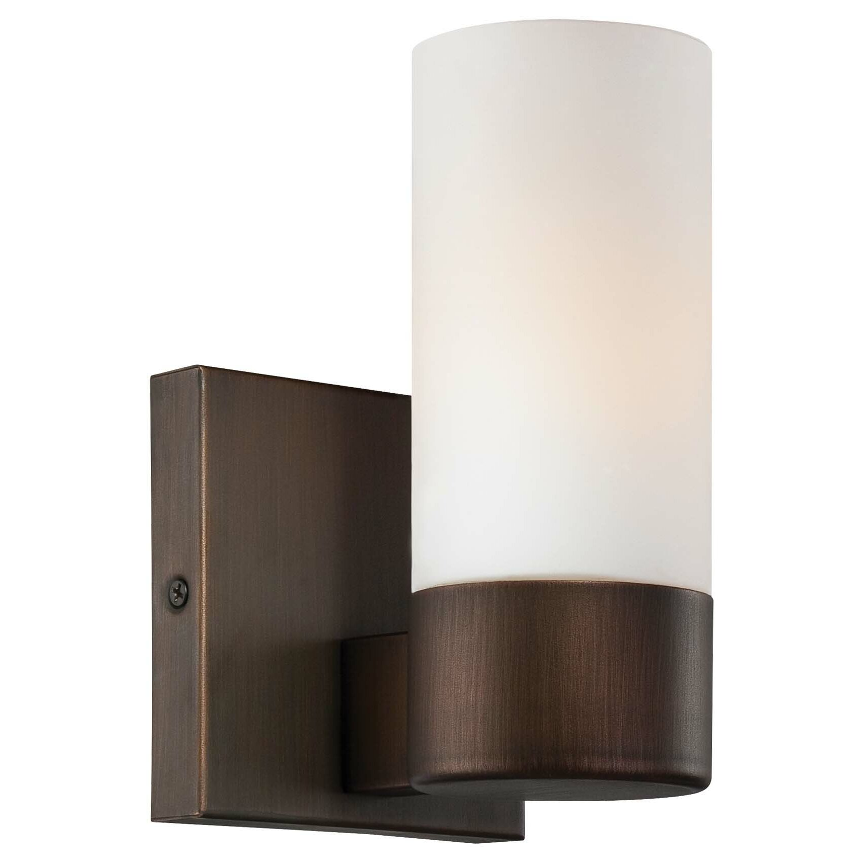 Wall Sconces Cooper Lighting : Minka Lavery 1 Light Wall Sconce & Reviews Wayfair