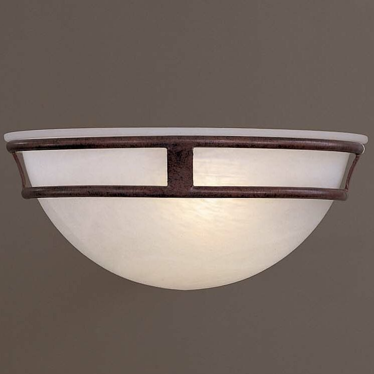 Minka Lavery Pacifica 1 Light Large Wall Sconce & Reviews Wayfair