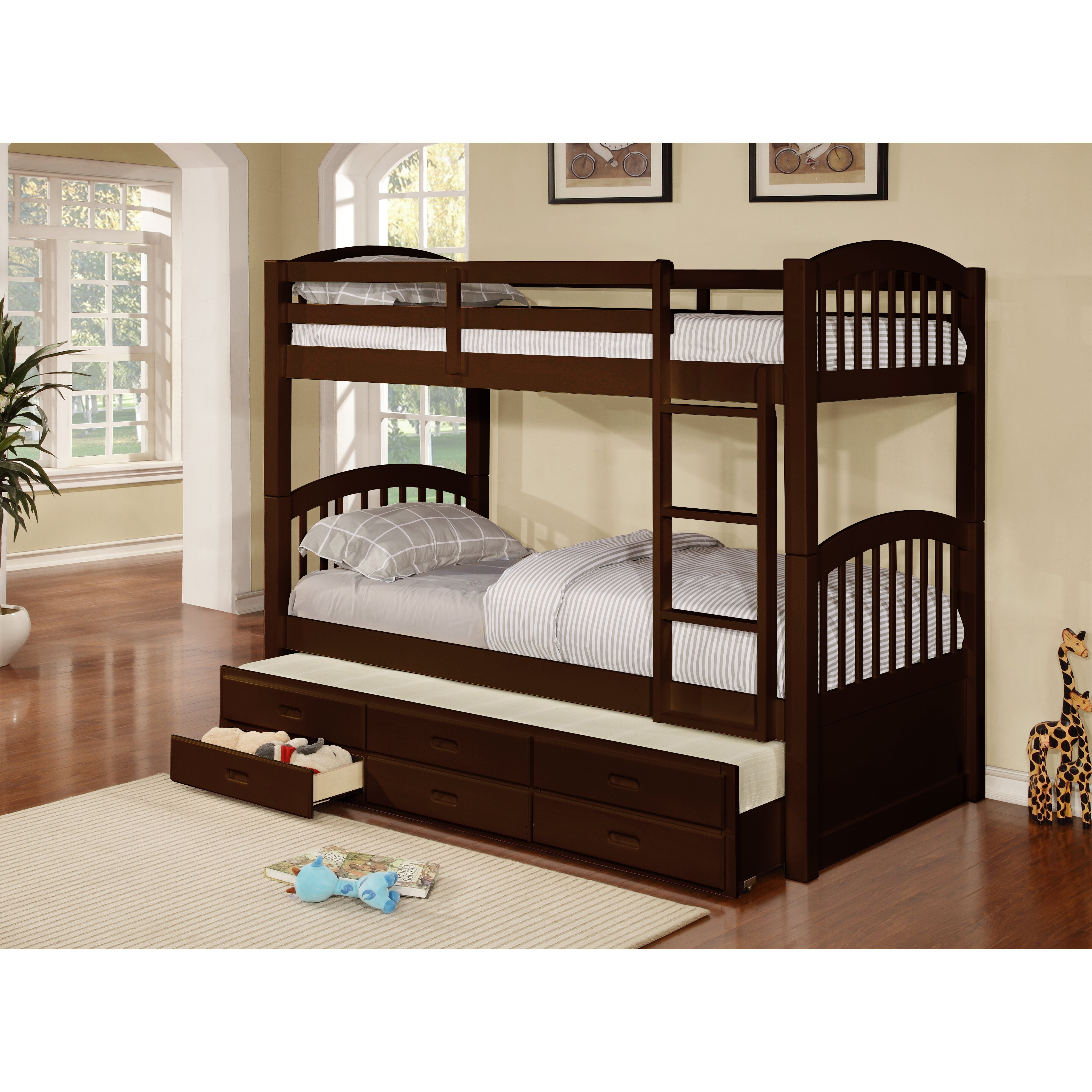 Inroom designs twin bunk bed reviews wayfair In room designs