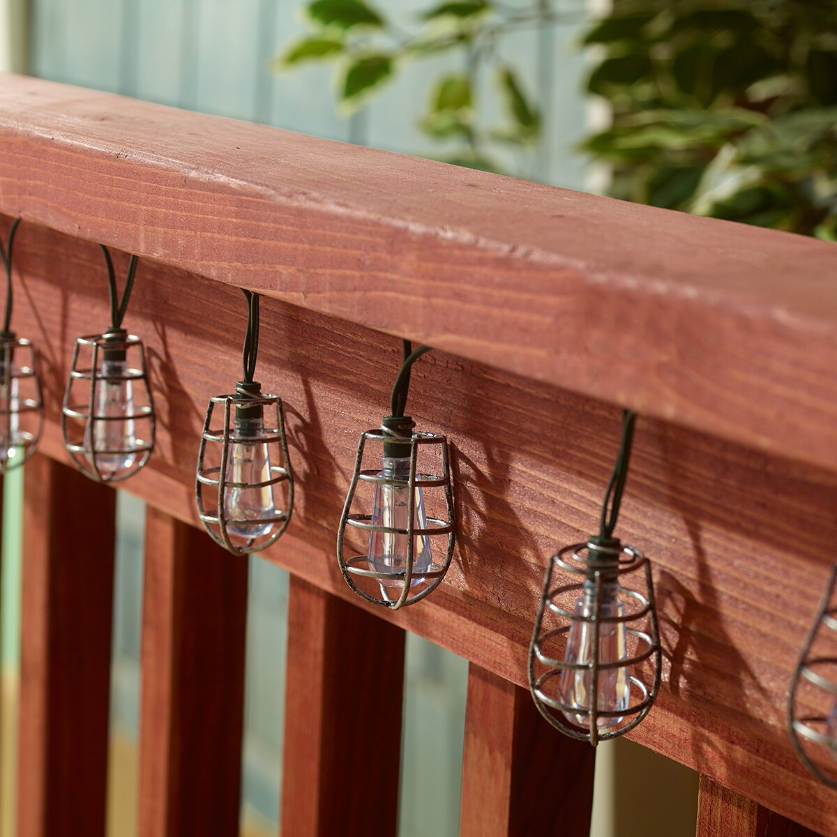 Smart Solar Solar 20 Light Lantern String Lights Amp Reviews