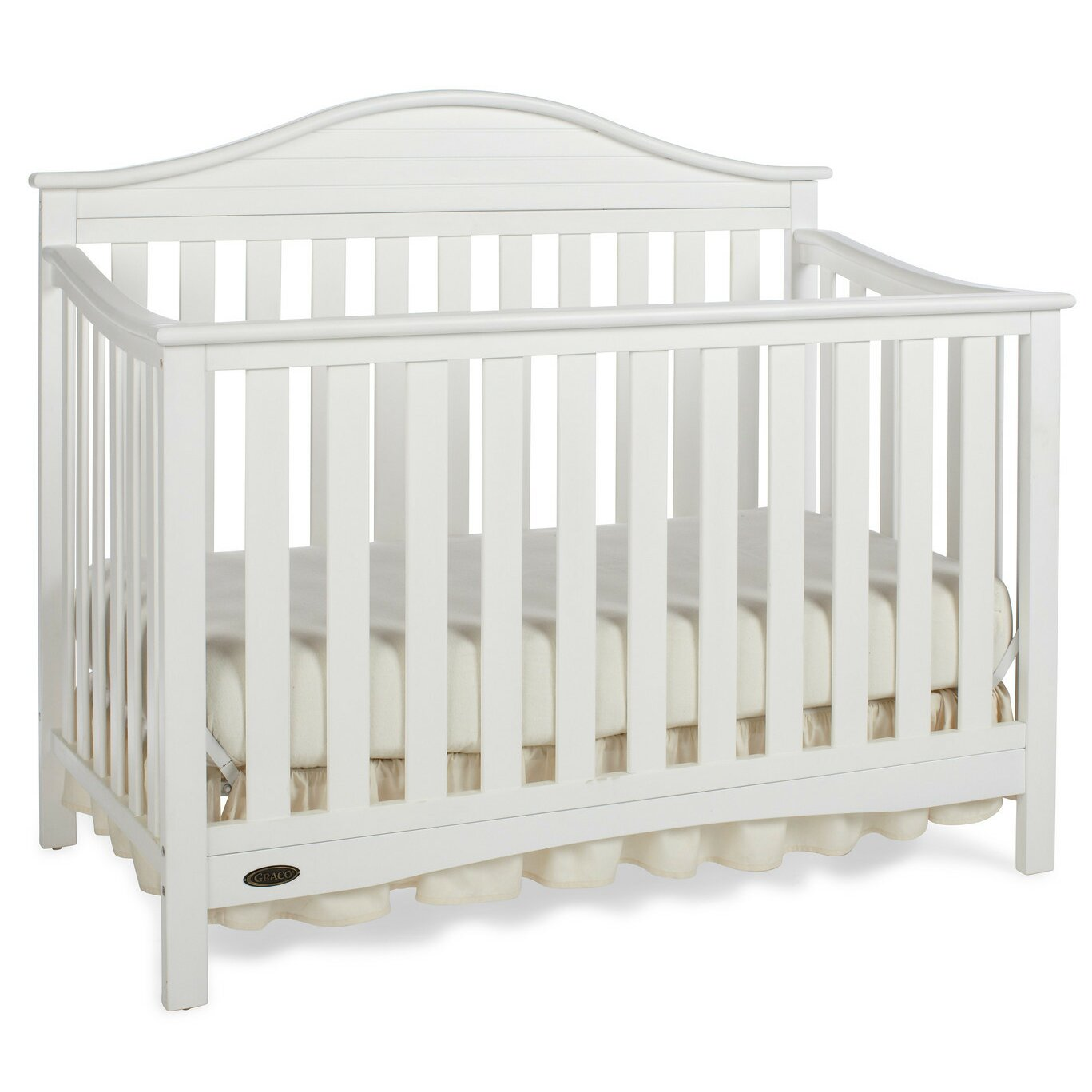 graco harbor lights 4in1 convertible crib u0026 reviews wayfair