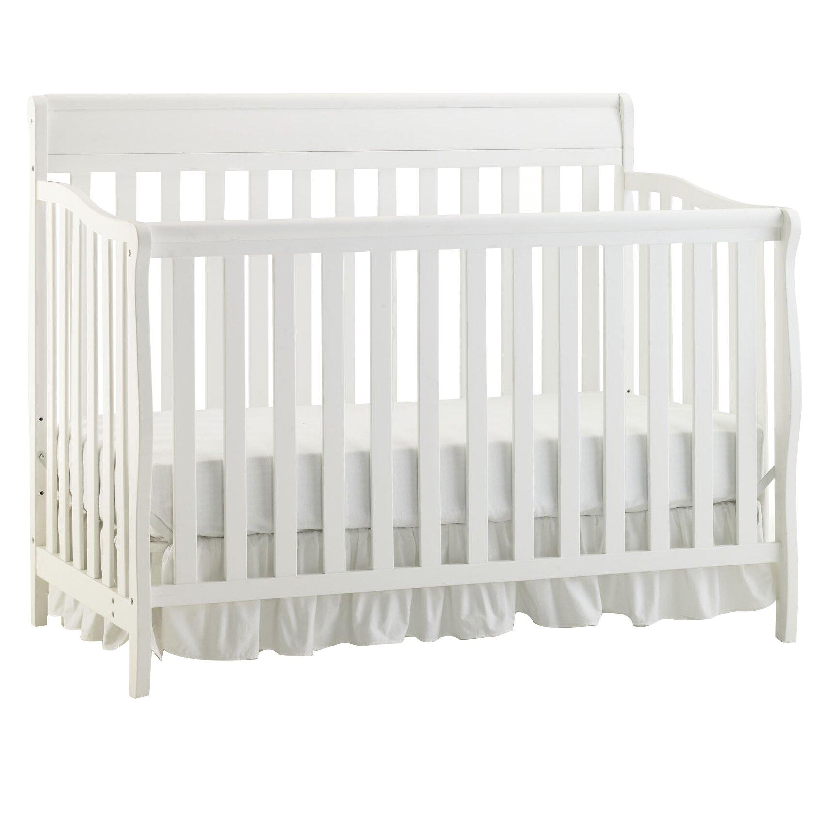 Graco Stanton 4 In 1 Convertible Crib Graco Stanton 4 In