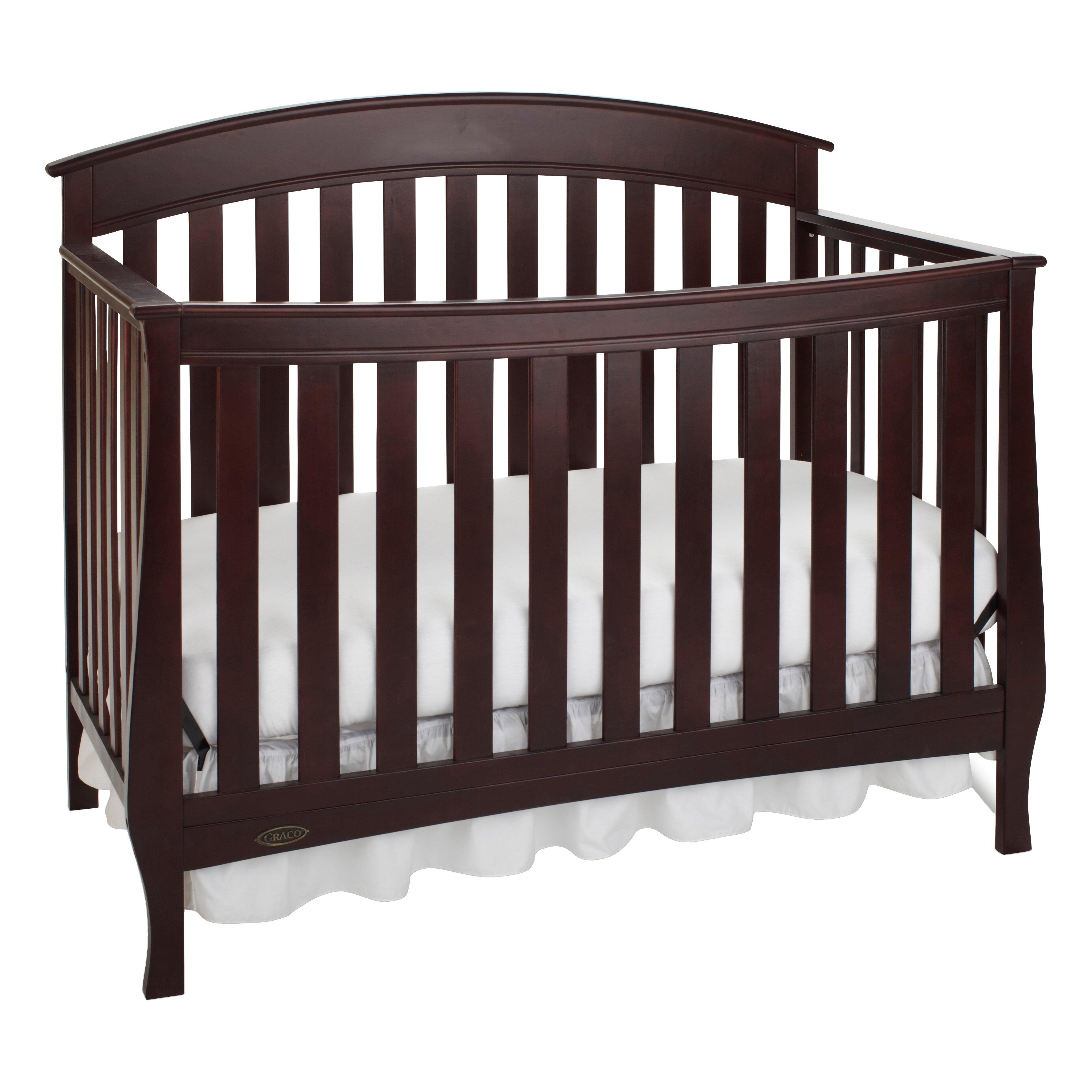 Graco Suri 4-in-1 Convertible Crib & Reviews | Wayfair