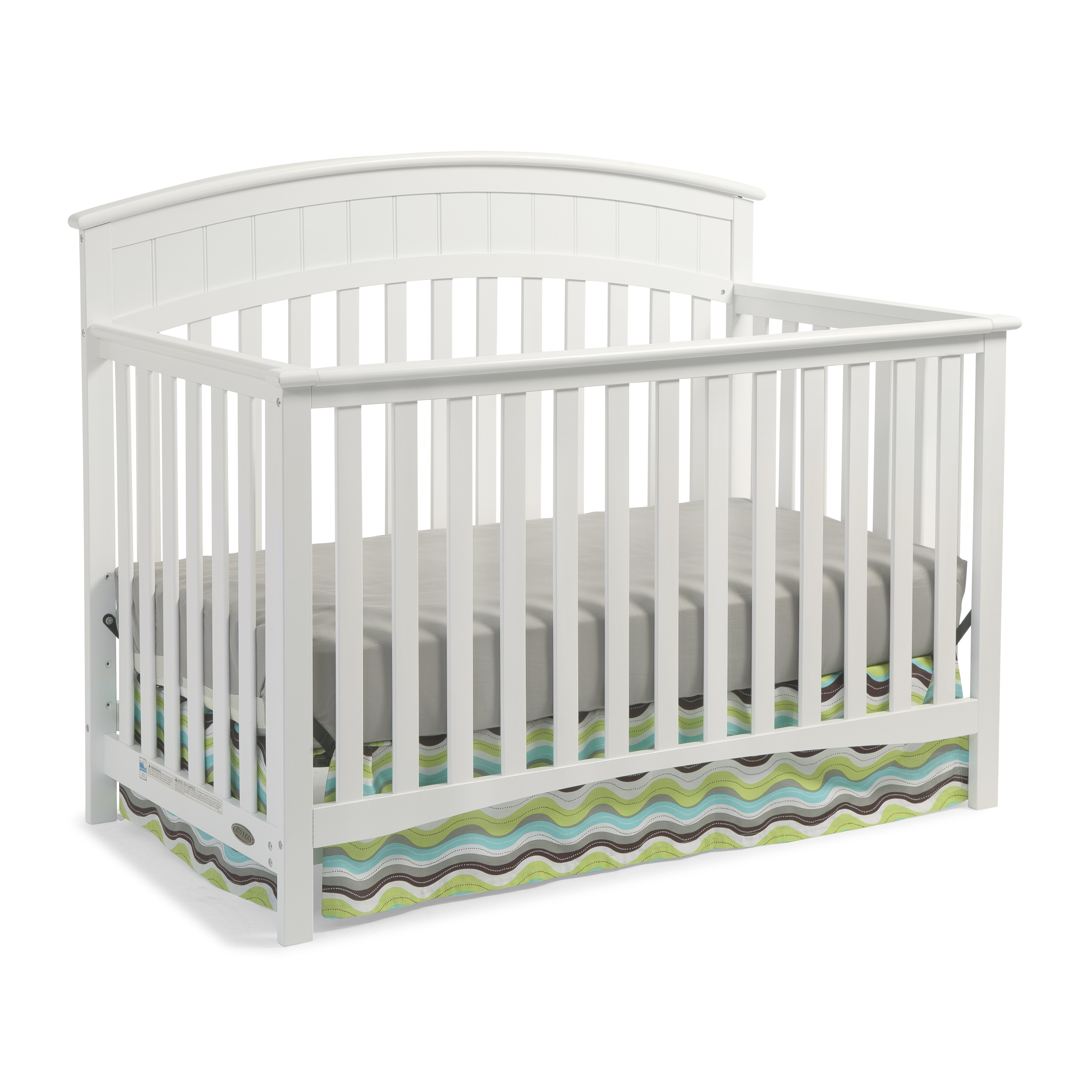 Graco Charleston 4 In 1 Convertible Crib Reviews Wayfair
