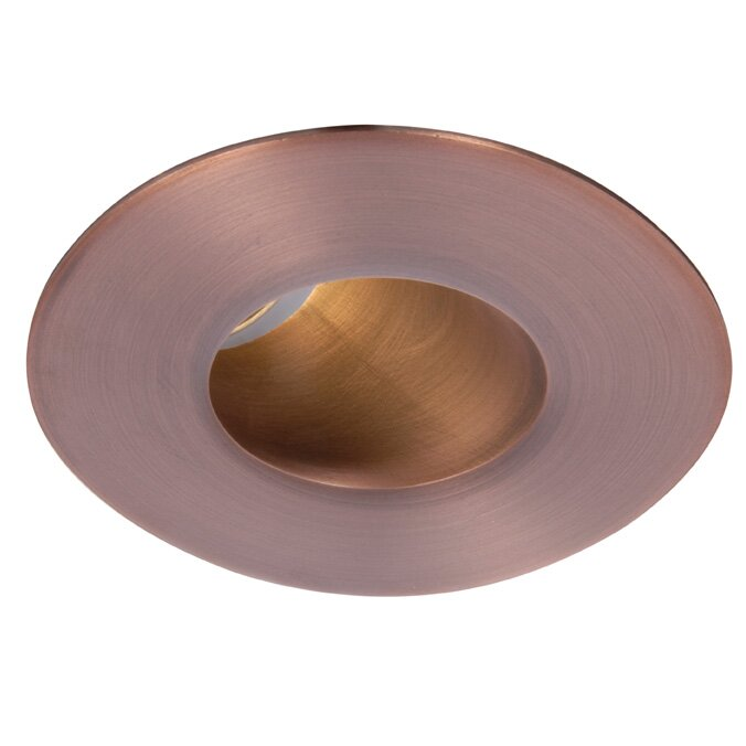 Led Recessed Lighting Beam Angle : Wac lighting led downlight adjustable round quot recessed