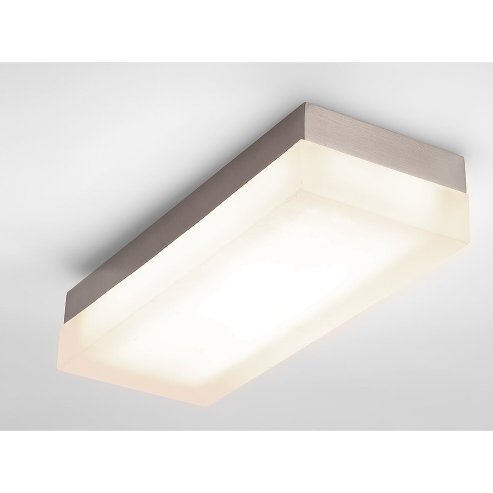 WAC Lighting Dice Rectangle LED Ceiling/Wall Mount 3000K & Reviews Wayfair.ca