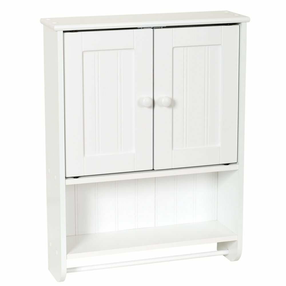 "Zenith Bathroom Cabinets: Zenith 19.19"" X 25.63"" Wall Mounted Cabinet & Reviews"