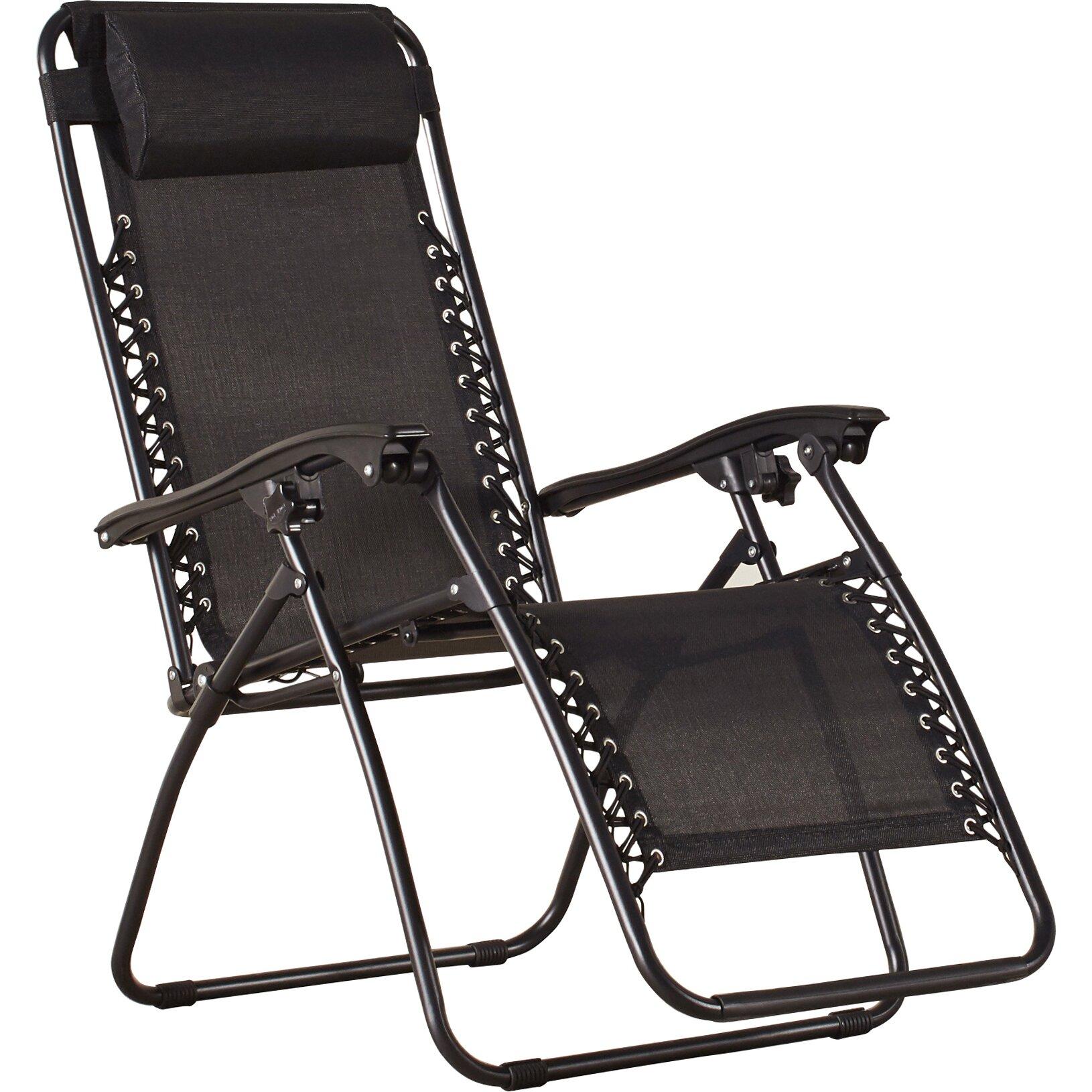 Aosom outsunny zero gravity chair reviews wayfair for Chair zero review