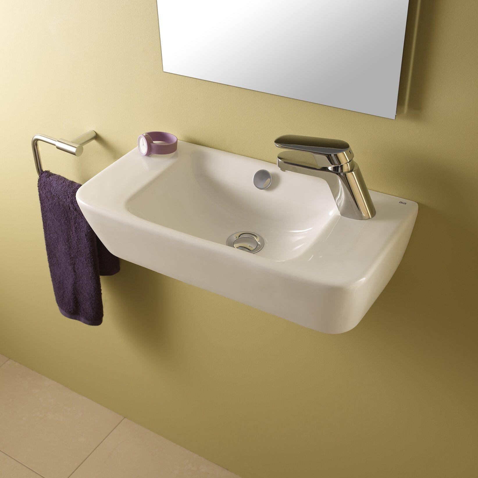 Bissonnet Emma Ceramic Bathroom Sink & Reviews