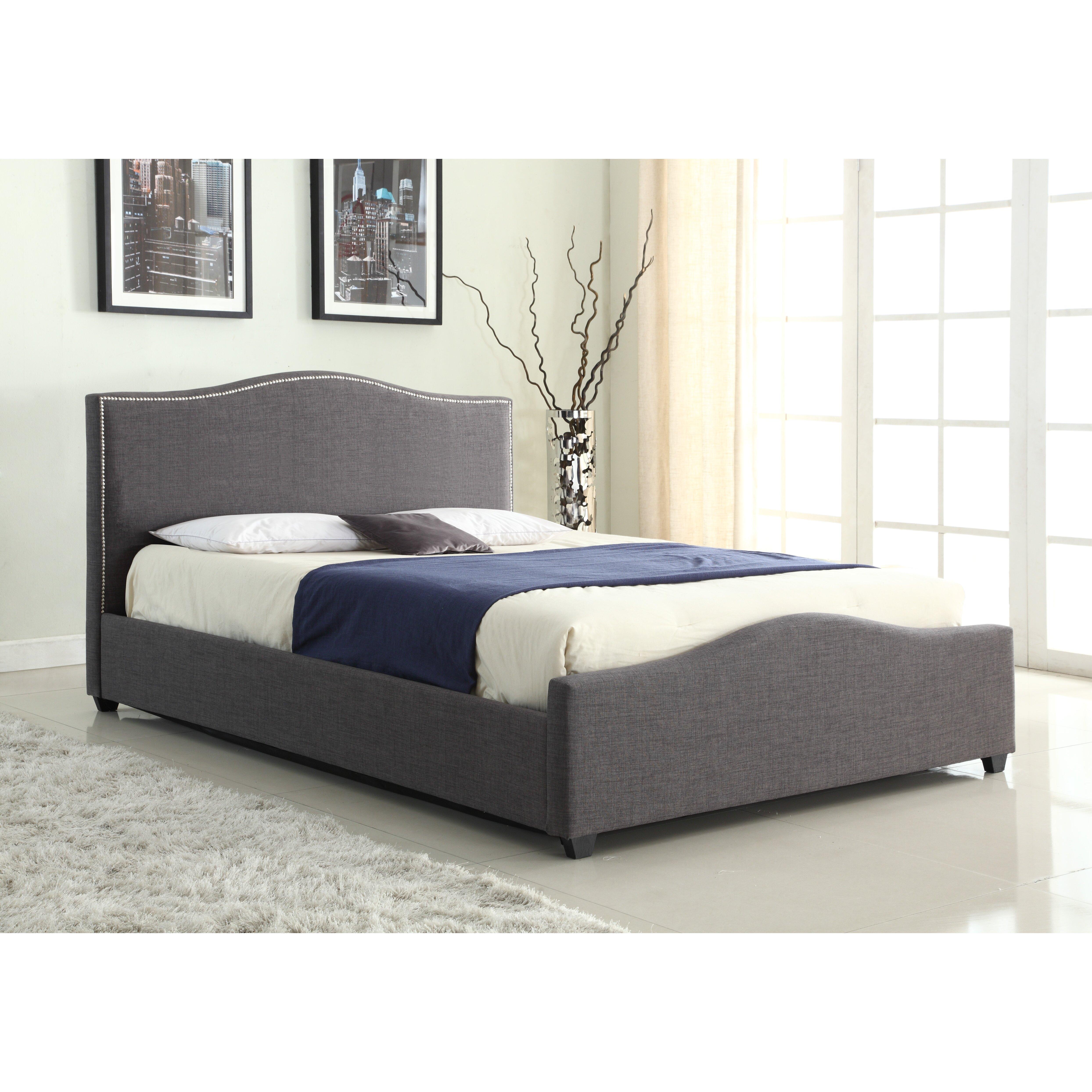 heartlands elle upholstered ottoman bed reviews wayfair uk. Black Bedroom Furniture Sets. Home Design Ideas
