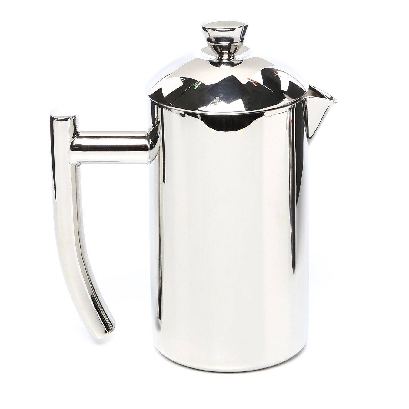 frieling polished stainless steel french press reviews wayfair. Black Bedroom Furniture Sets. Home Design Ideas