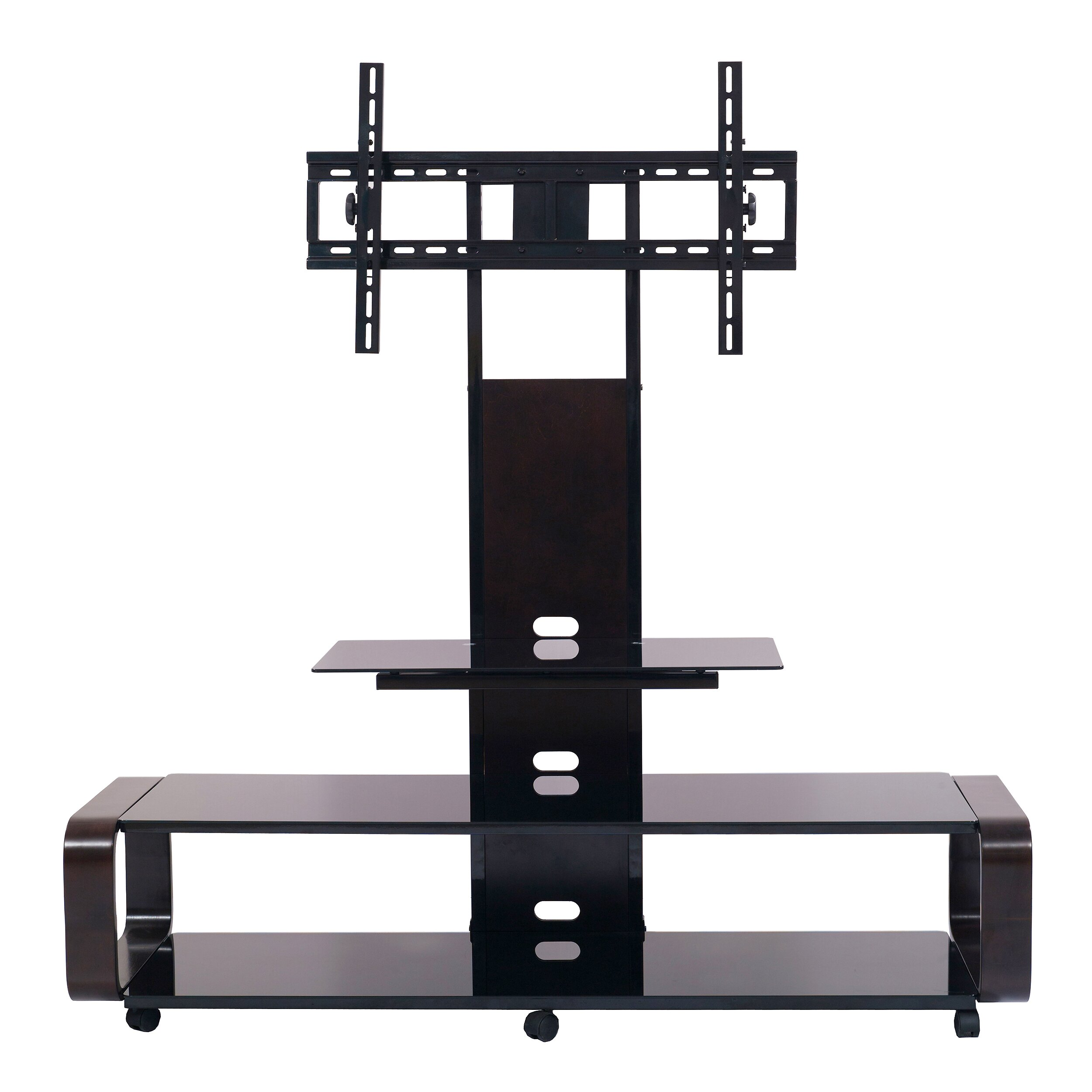 Transdeco tv stand reviews for Furniture 2 day shipping