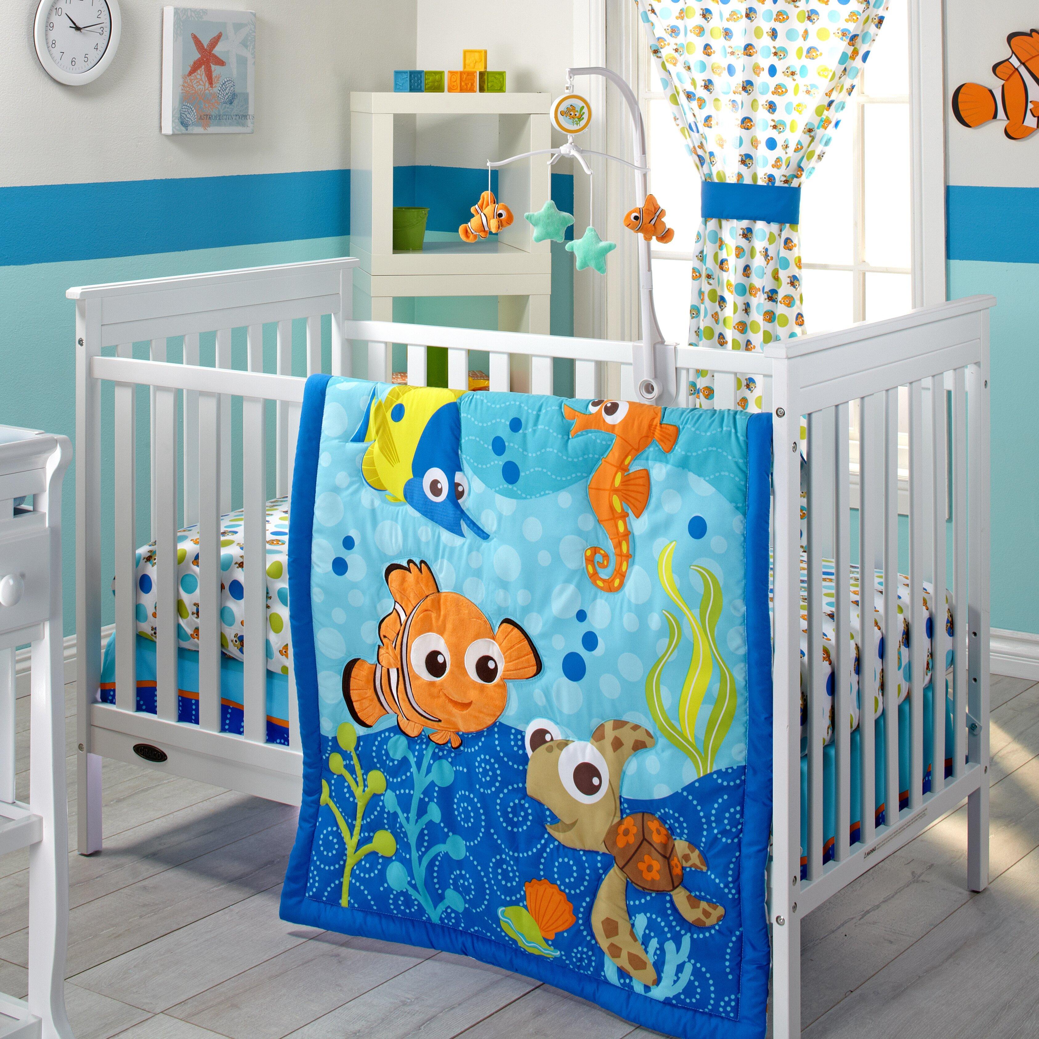 Nemo Full Bedding Set