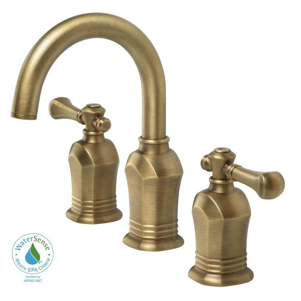 Pegasus Verdanza Double Handle Bathroom Faucet & Reviews Wayfair