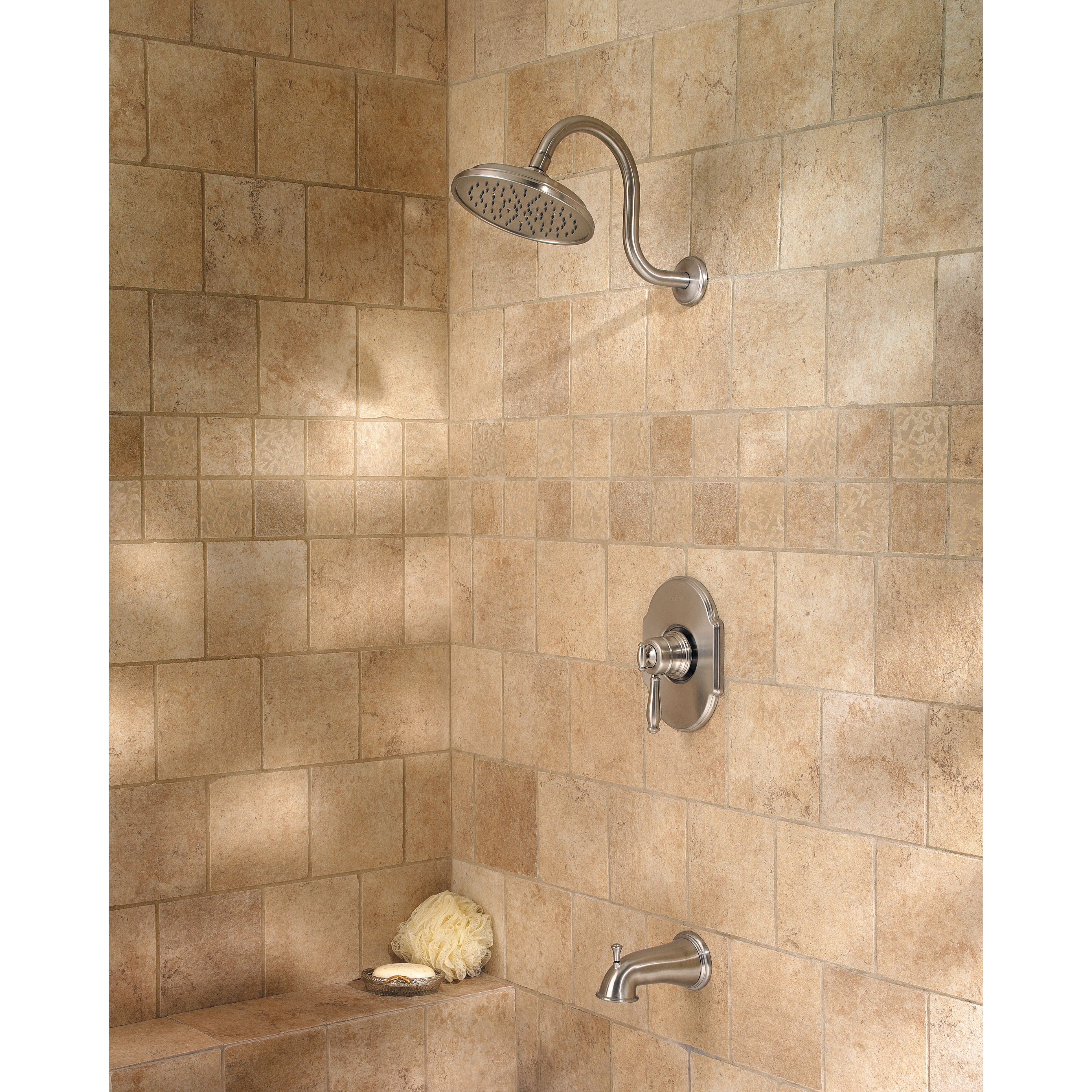 Pfister bathroom faucets reviews - Pfister Hanover Tub And Shower Faucet With Lever Handle Amp Reviews Pfister Bathroom Faucets Reviews