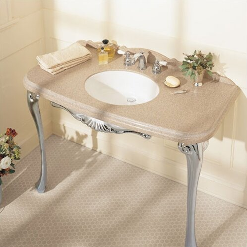 American Standard Ovalyn Large Undermount Bathroom Sink Reviews Wayfair