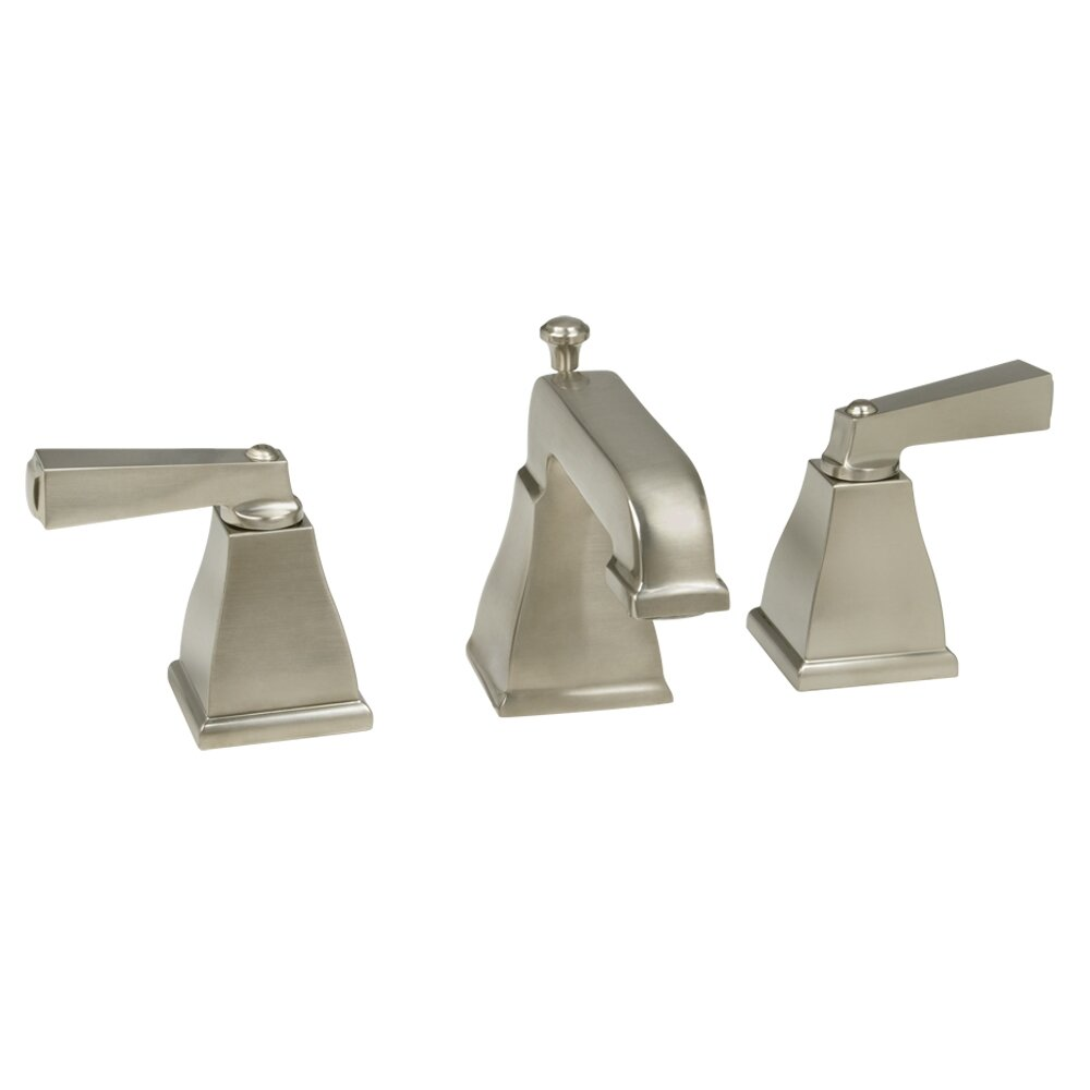American Standard Town Square Widespread Bathroom Faucet With Double Lever Handles Reviews
