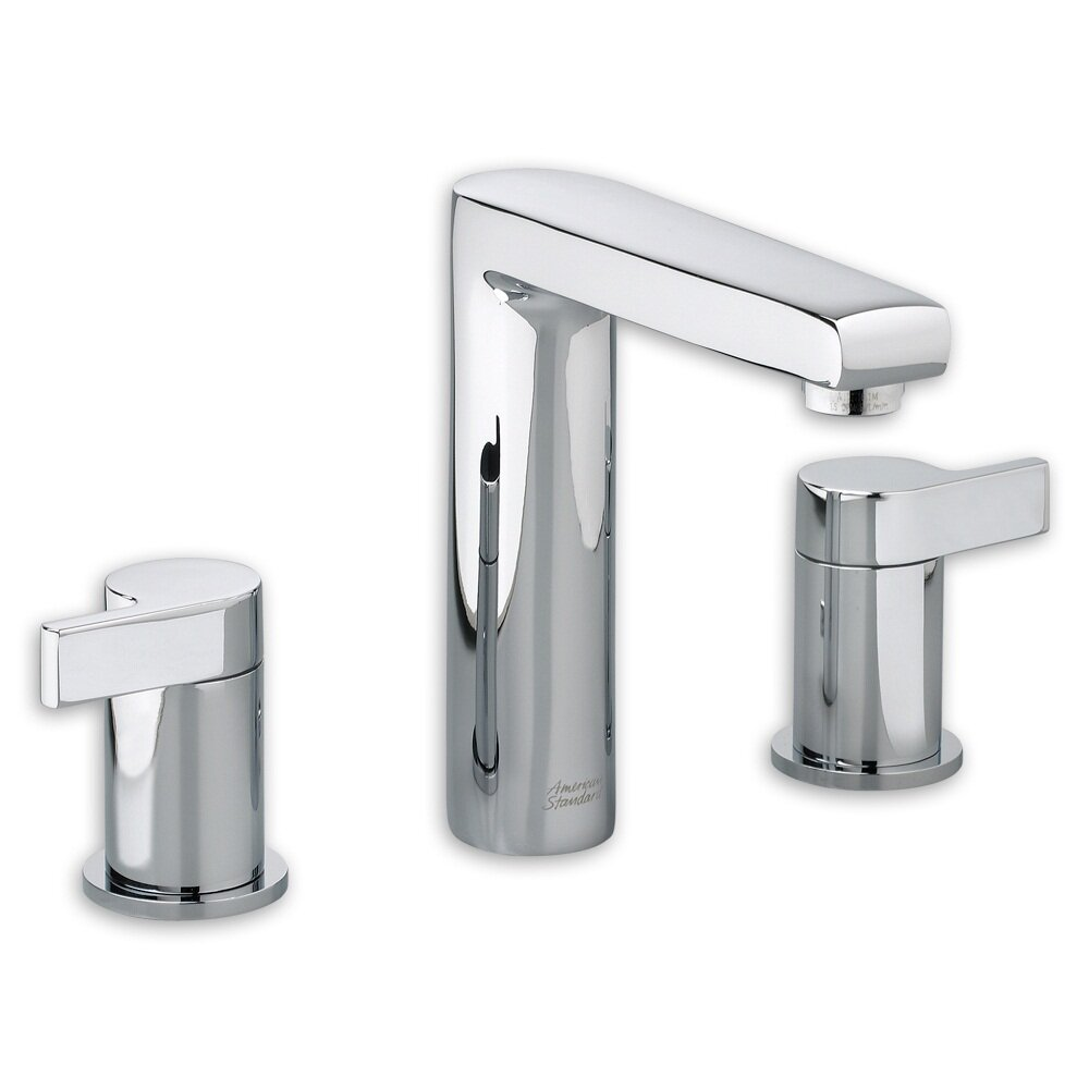 American standard studio 2 handle widespread bathroom for American standard bathroom faucets reviews