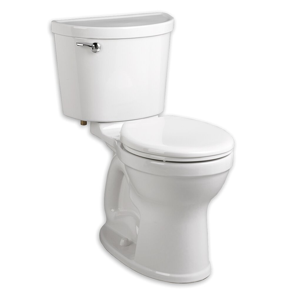 American Standard Champion 1.6 GPF Round Front Toilet