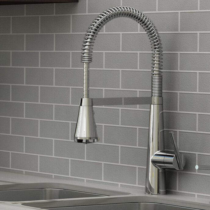 Professional Kitchen Faucets: American Standard Edgewater Semi-Professional Kitchen