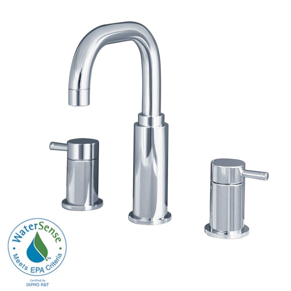 American Standard Serin Widespread Bathroom Faucet With Double Lever Handles Reviews Wayfair