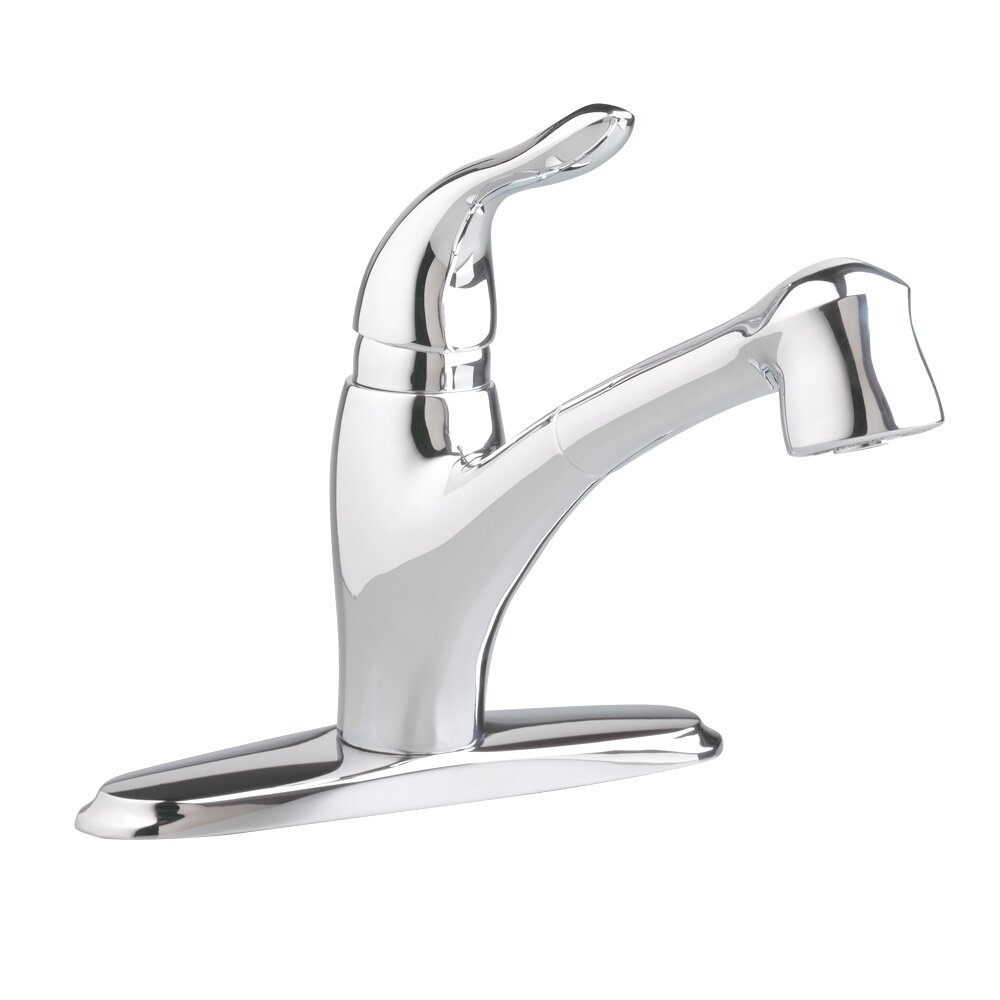 standard kitchen faucet american standard lakeland single handle centerset 15041