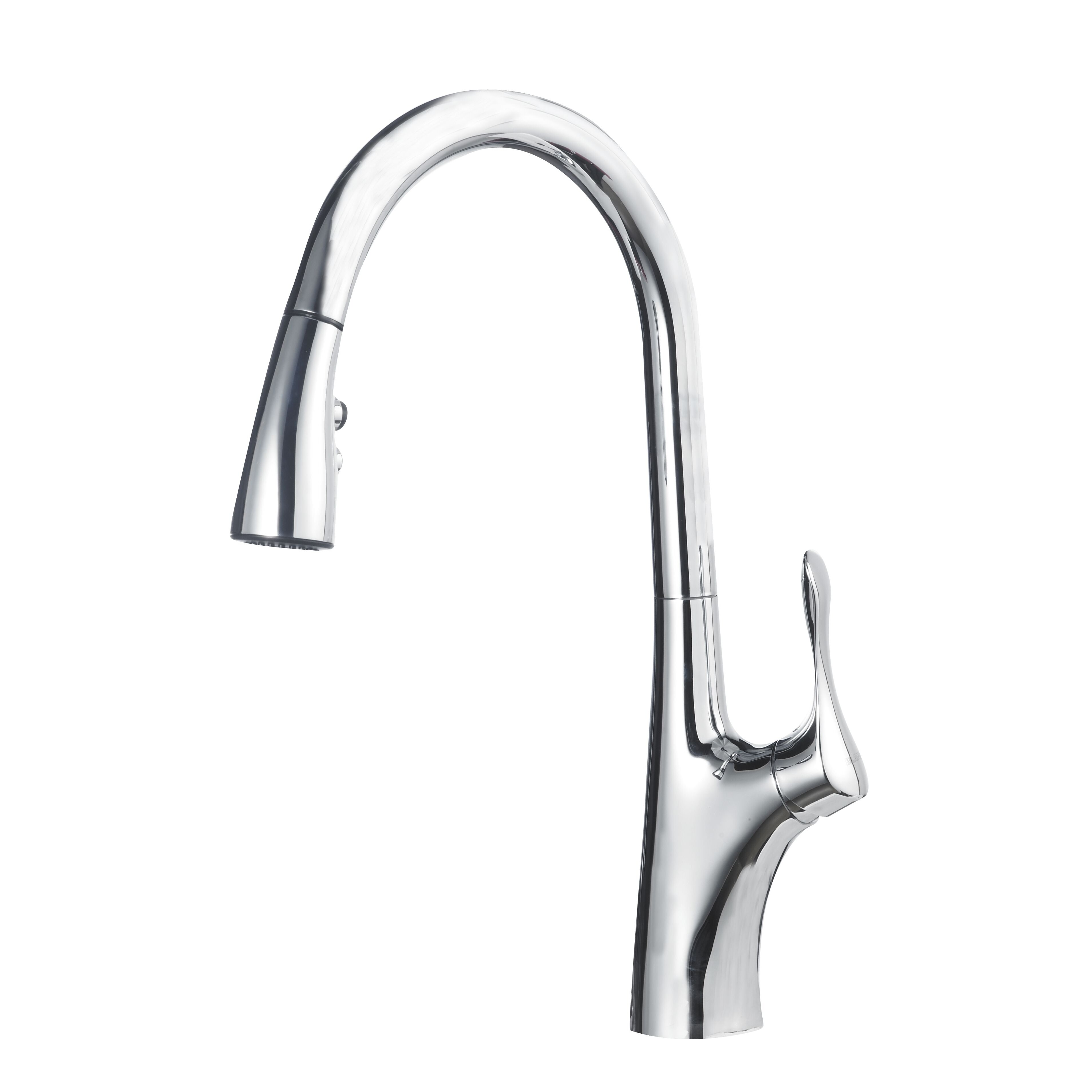 Blanco Kitchen Faucet Reviews : Blanco Napa Single Handle Deck Mounted Standard Kitchen Faucet with ...