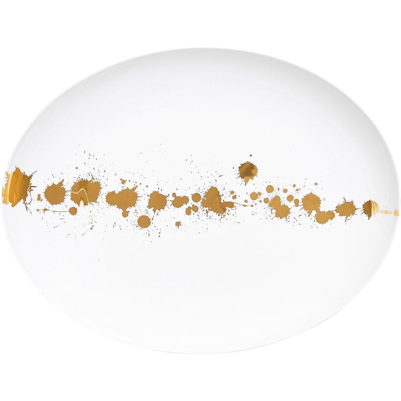 Jonathan Adler 1948° Oval Plate  Wayfair