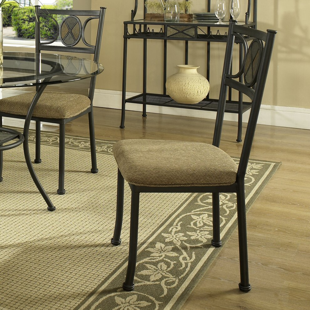 Steve Silver Furniture Carolyn 5 Piece Dining Set