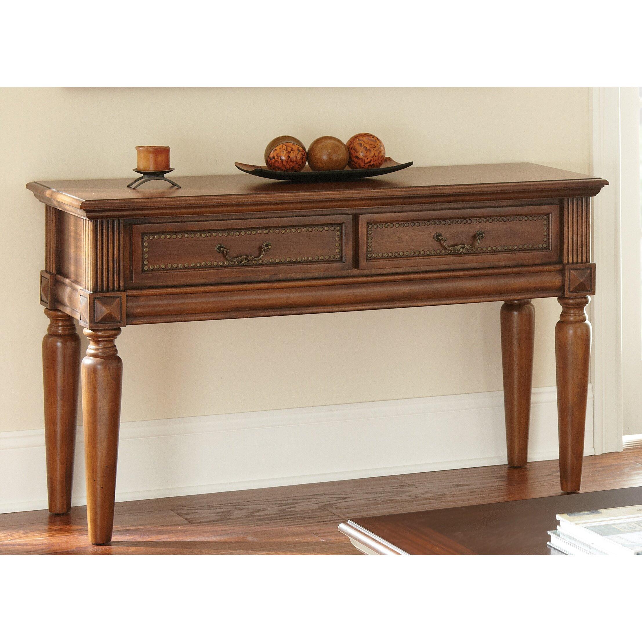Steve Silver Furniture Davina Console Table Reviews Wayfair