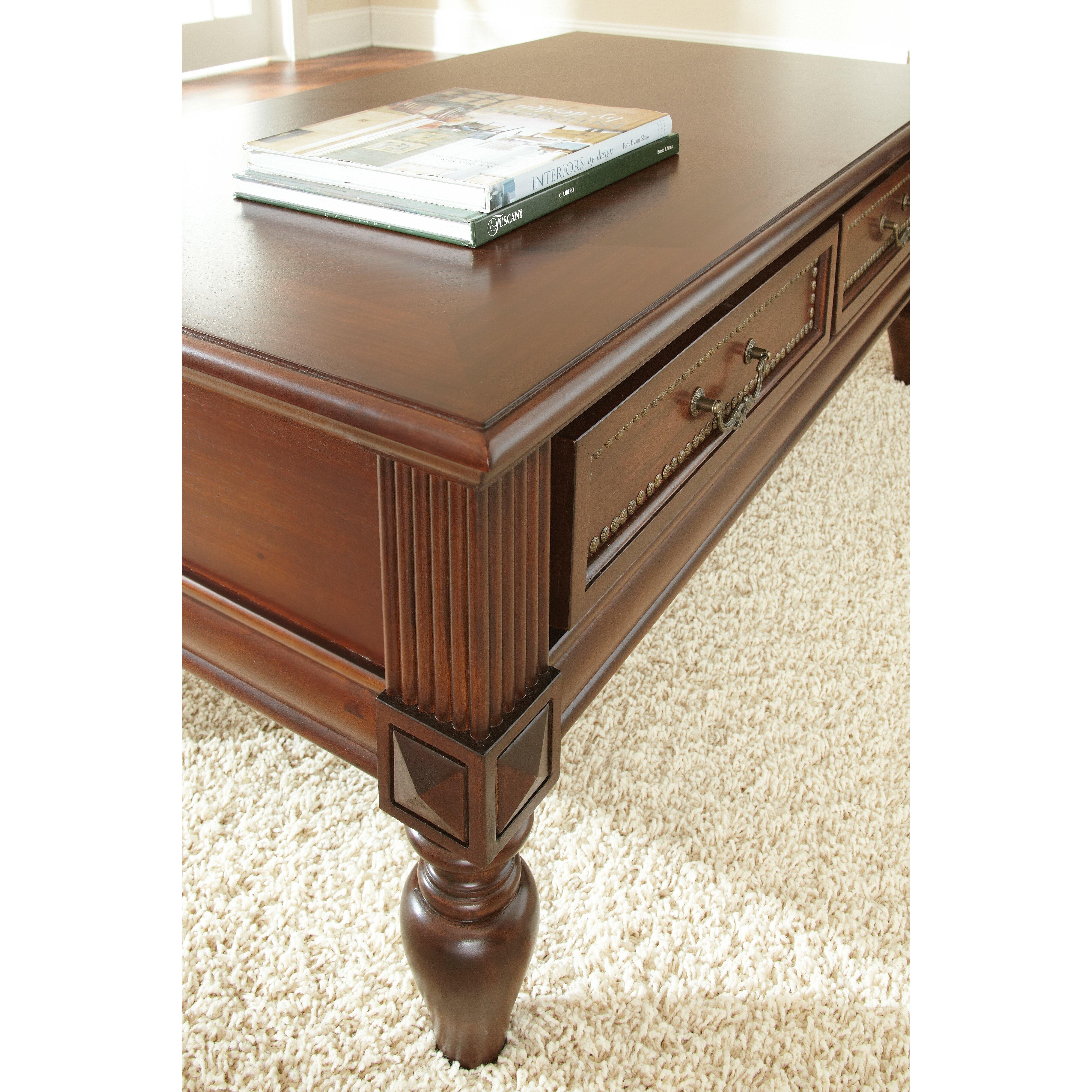 Steve Silver Furniture Davina Coffee Table Reviews Wayfair