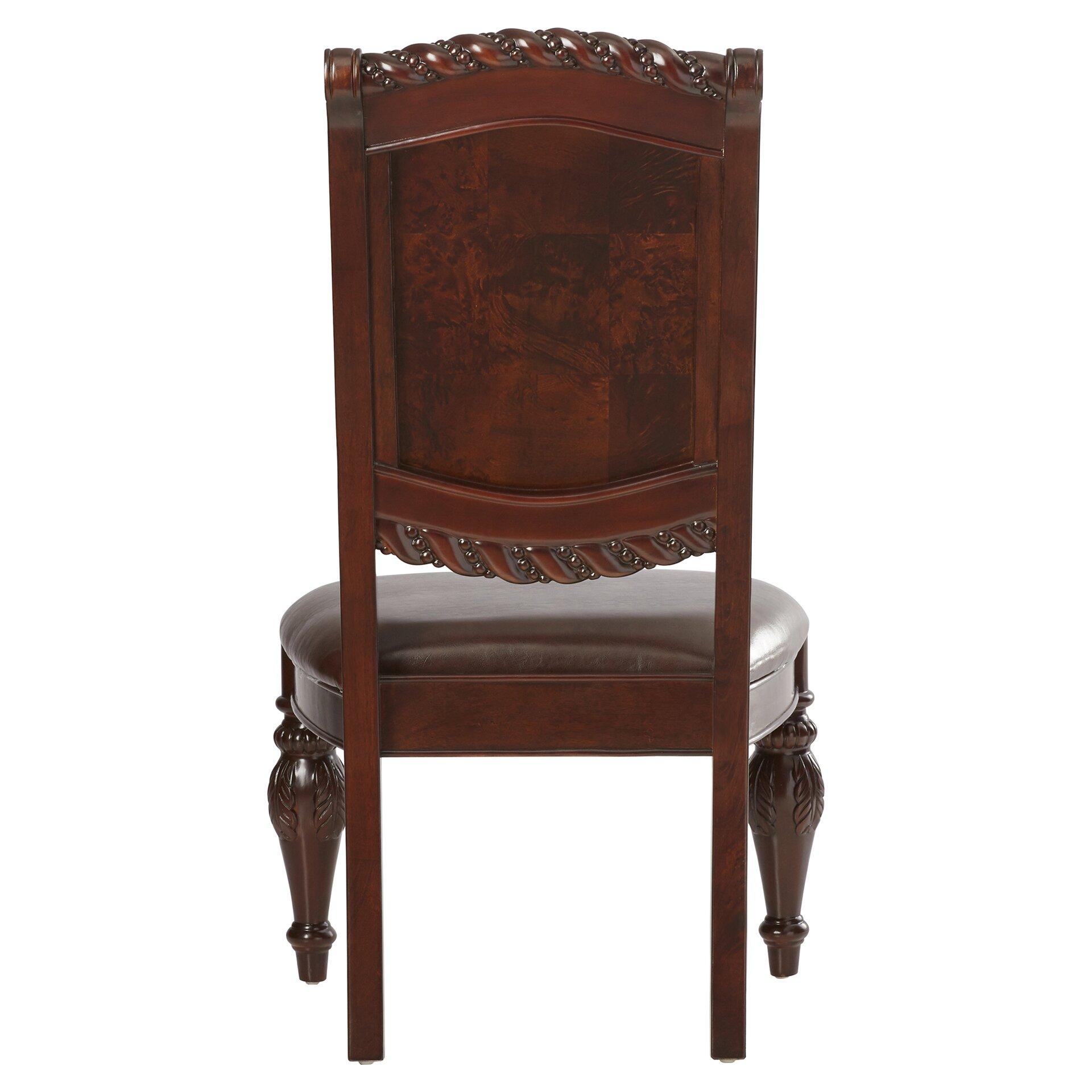 Steve Silver Furniture Antoinette Side Chair Reviews Wayfair