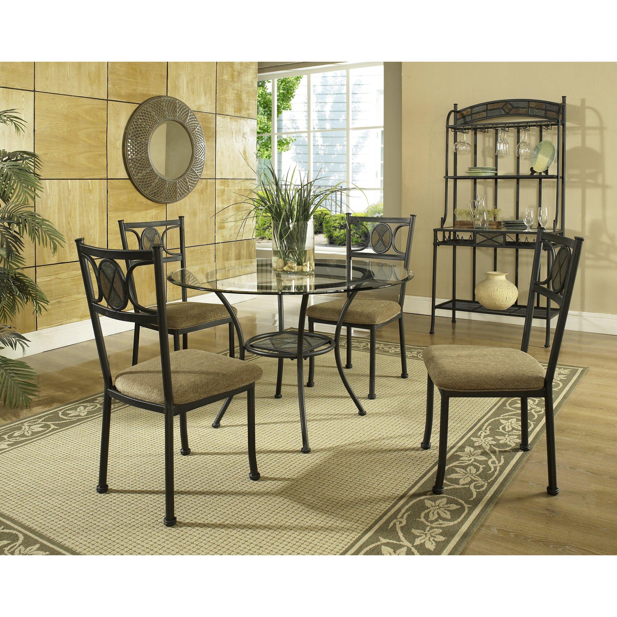 Steve Silver Furniture Carolyn Side Chair Reviews Wayfair