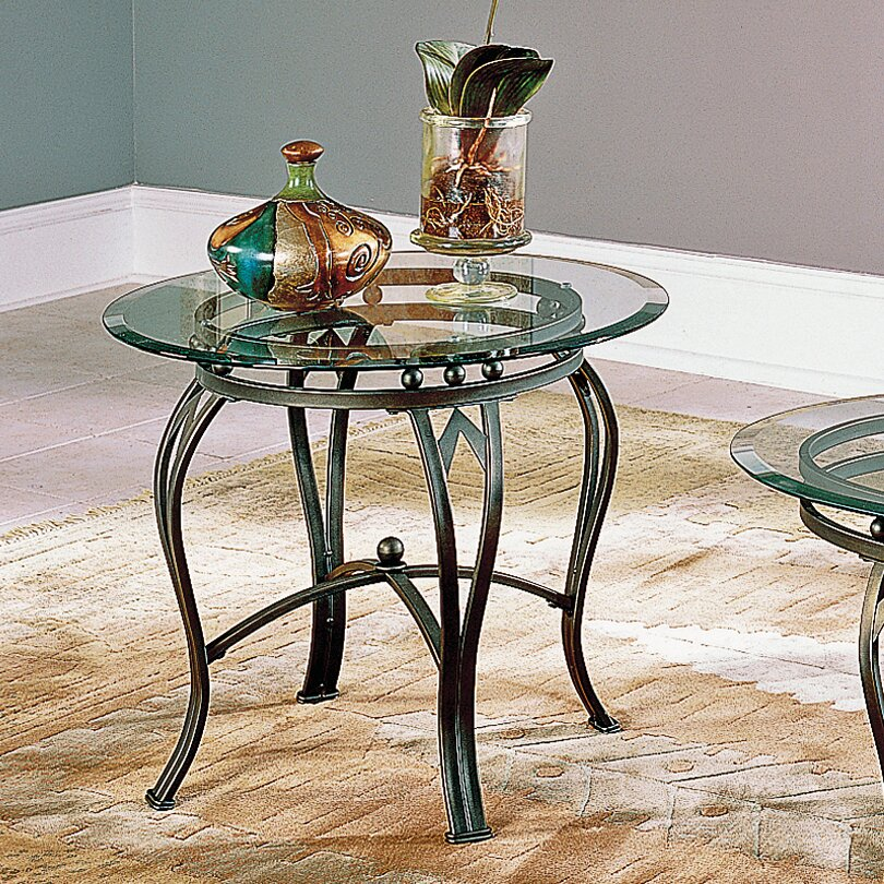Steve Silver Furniture Madrid Coffee Table Set & Reviews