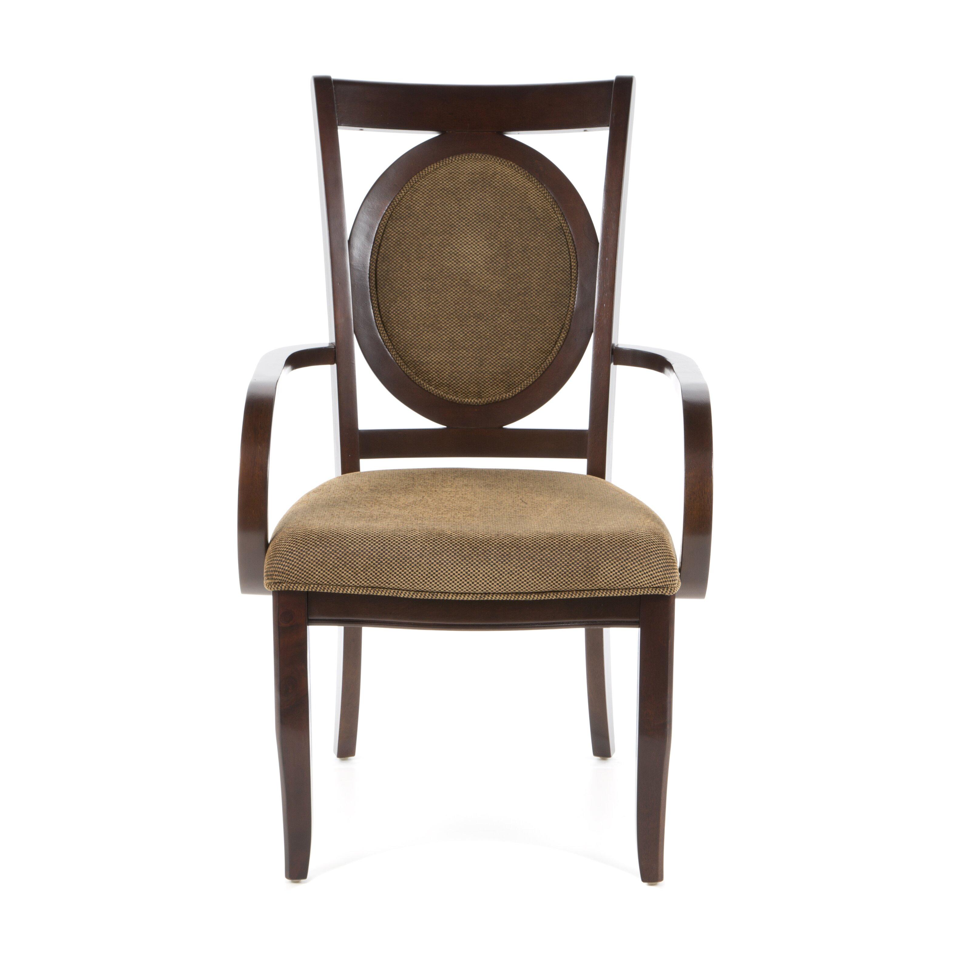 Steve Silver Furniture Montblanc Arm Chair Reviews Wayfair