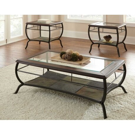 Steve silver furniture loretta coffee table set reviews wayfair Steve silver coffee tables