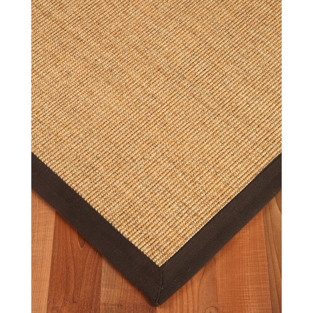 My Dog Ate Carpet Fibers: Natural Area Rugs Sisal Montreal Beige Area Rug & Reviews