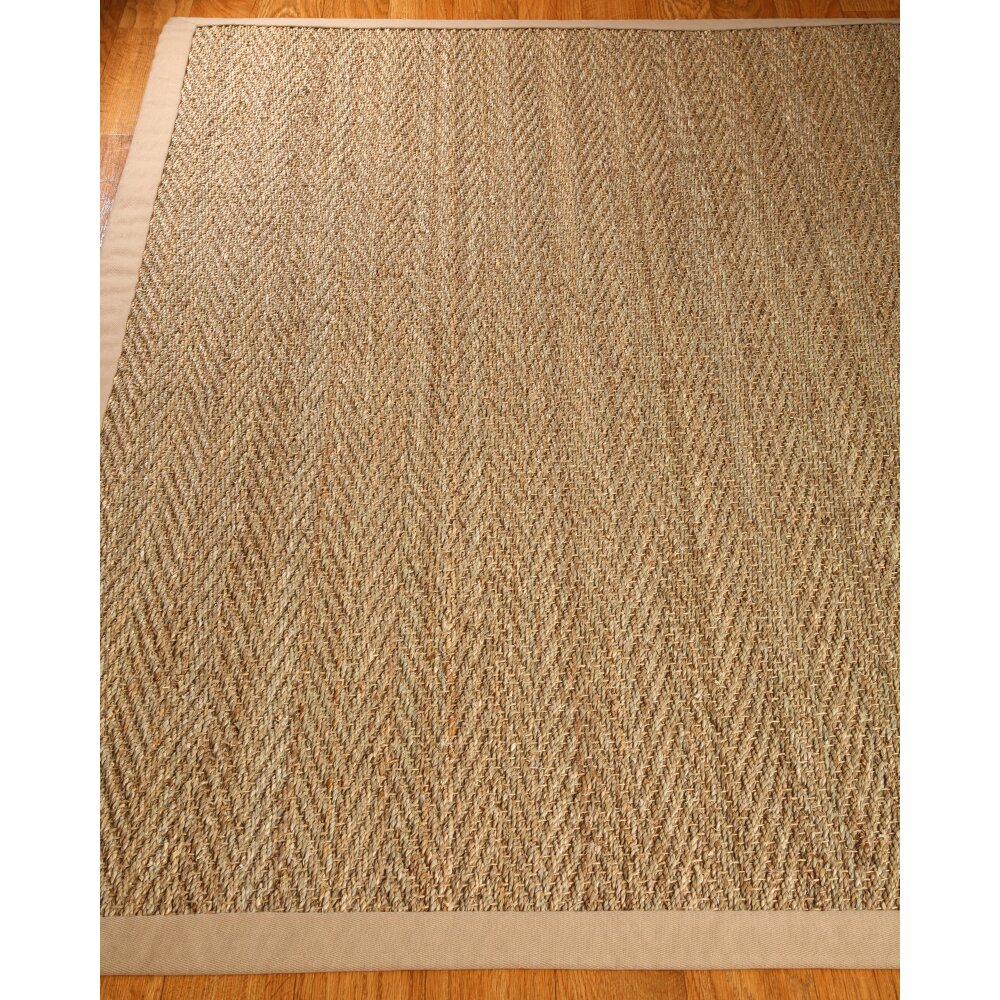 Natural Area Rugs Seagrass Four Seasons Sage Rug Amp Reviews