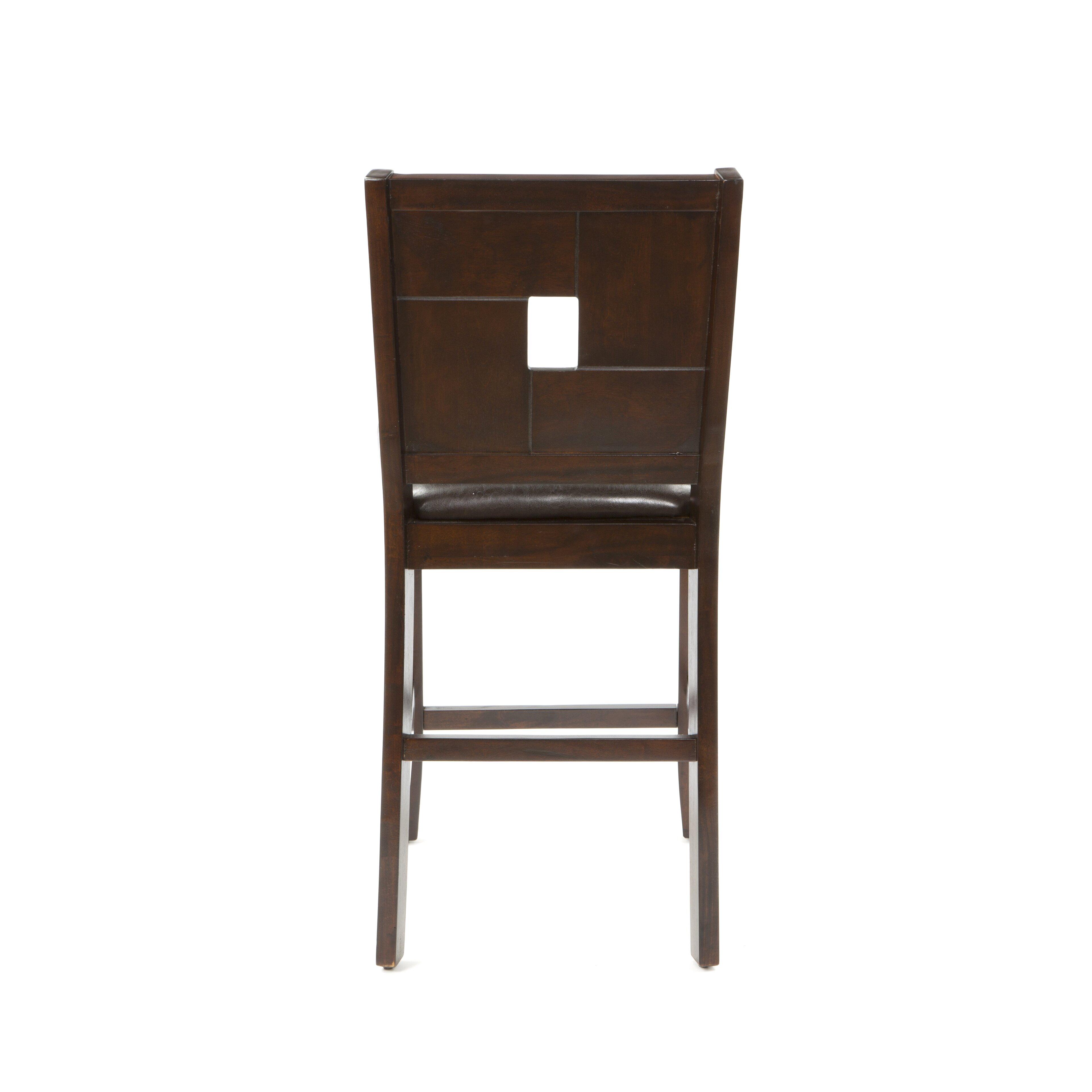 "Alpine Furniture Lakeport 25 5"" Bar Stool & Reviews"