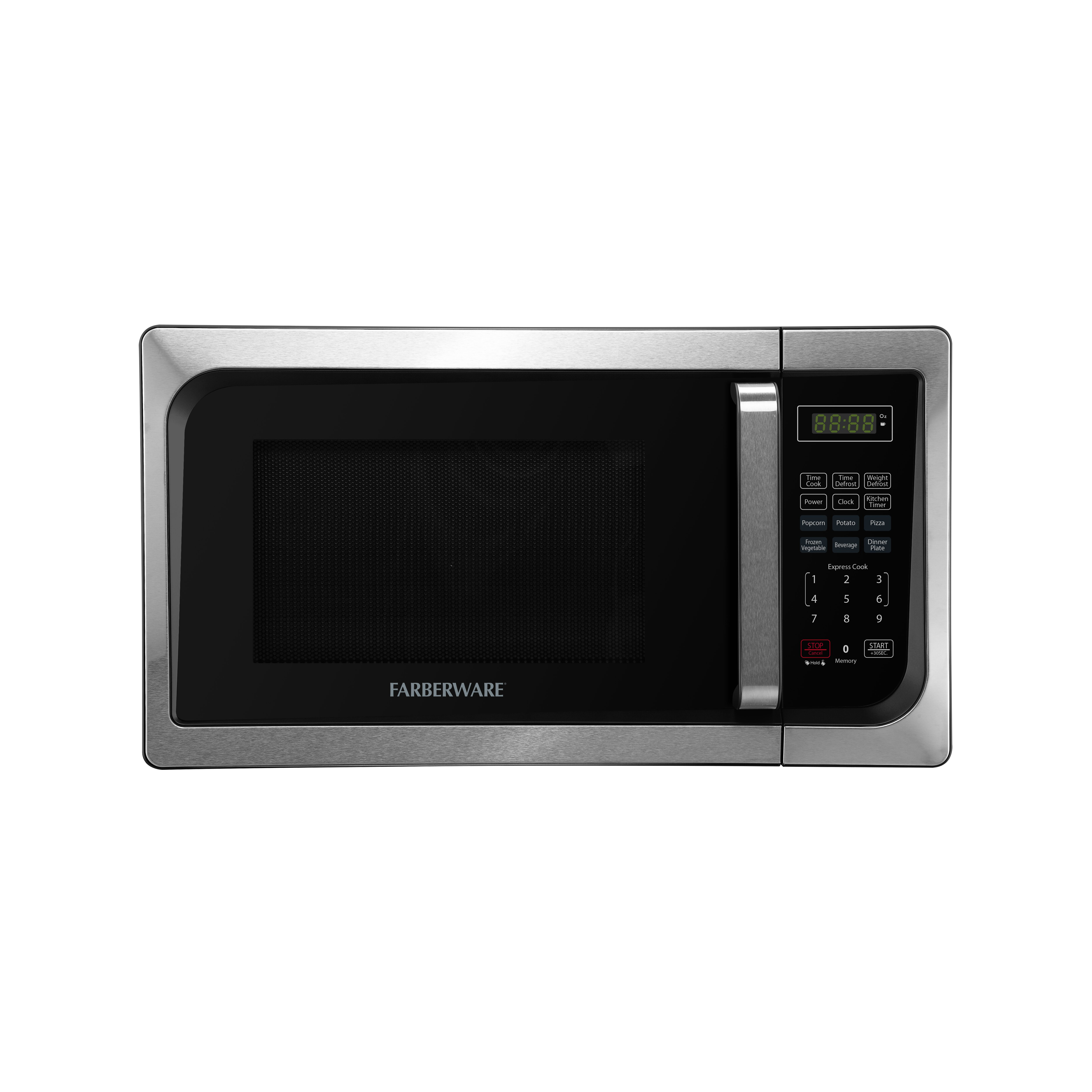 Countertop Microwave Oven Reviews : ... Classic 0.9 Cu. Ft. 900W Countertop Microwave Oven & Reviews Wayfair