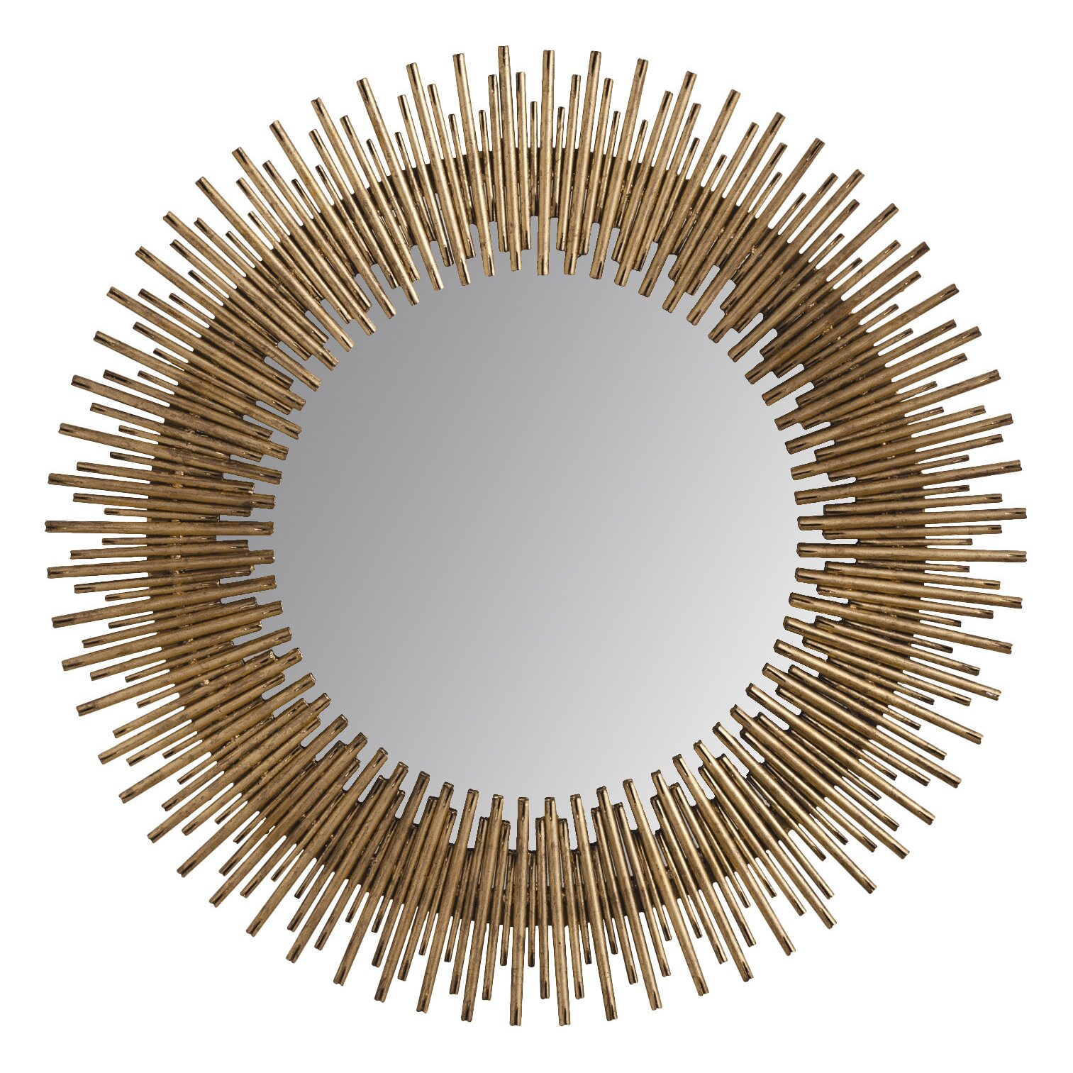 arteriors home prescott wall mirror reviews wayfair
