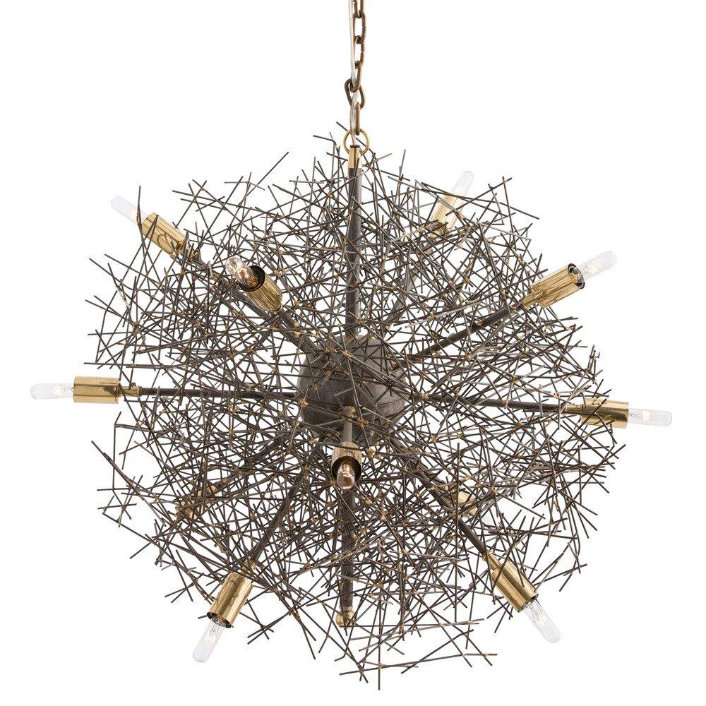 ARTERIORS Home Brazos 12 Light Sputnik Chandelier | Wayfair