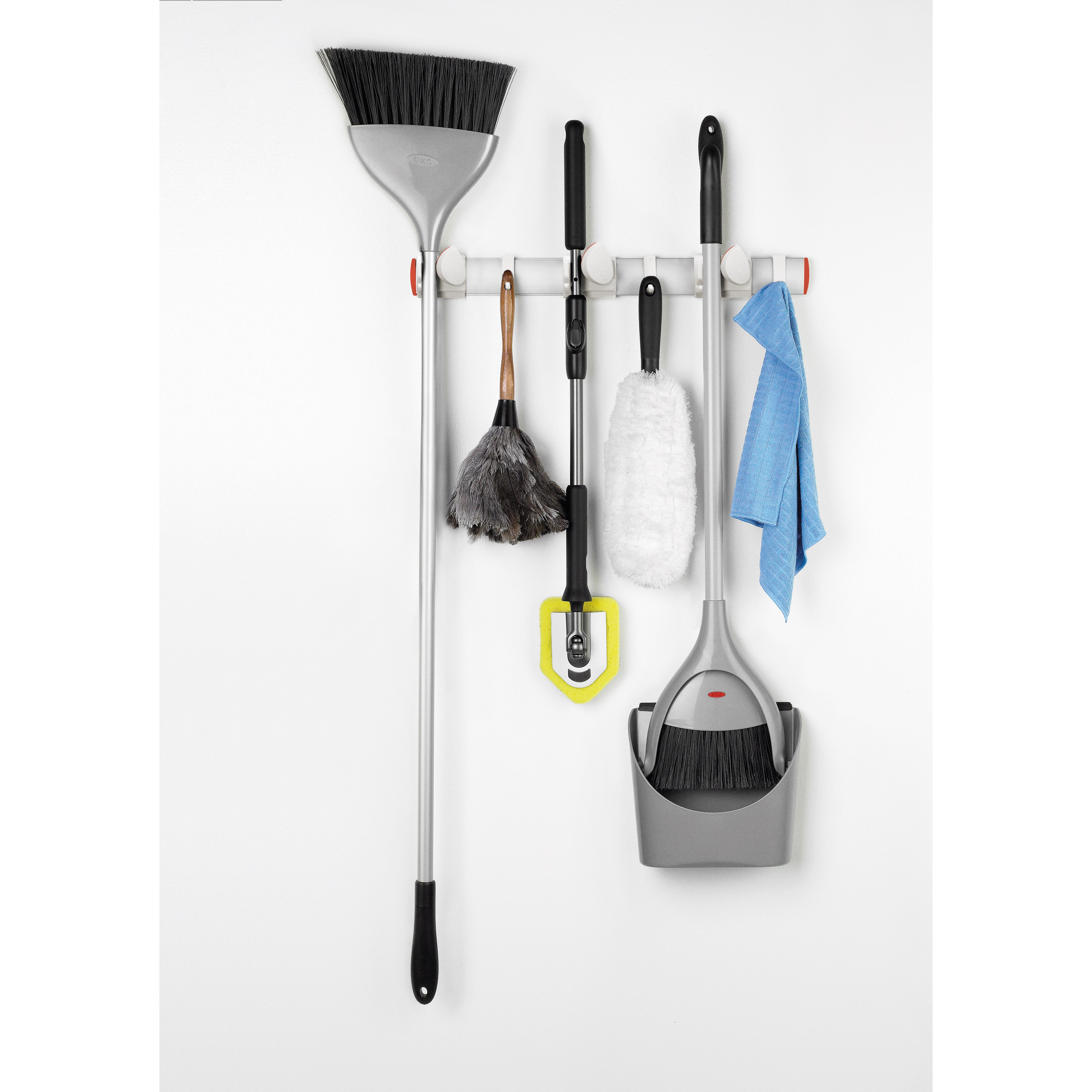 Oxo Good Grips On The Wall Expandable Organizer Amp Reviews