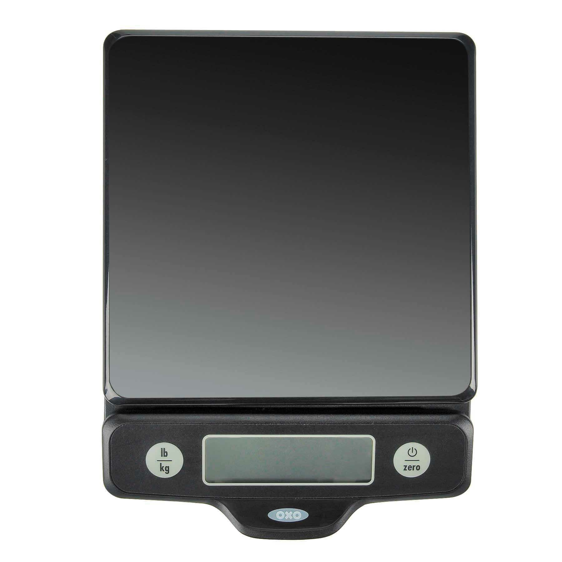 Oxo Good Grips  Lb Food Scale With Pull Out Display
