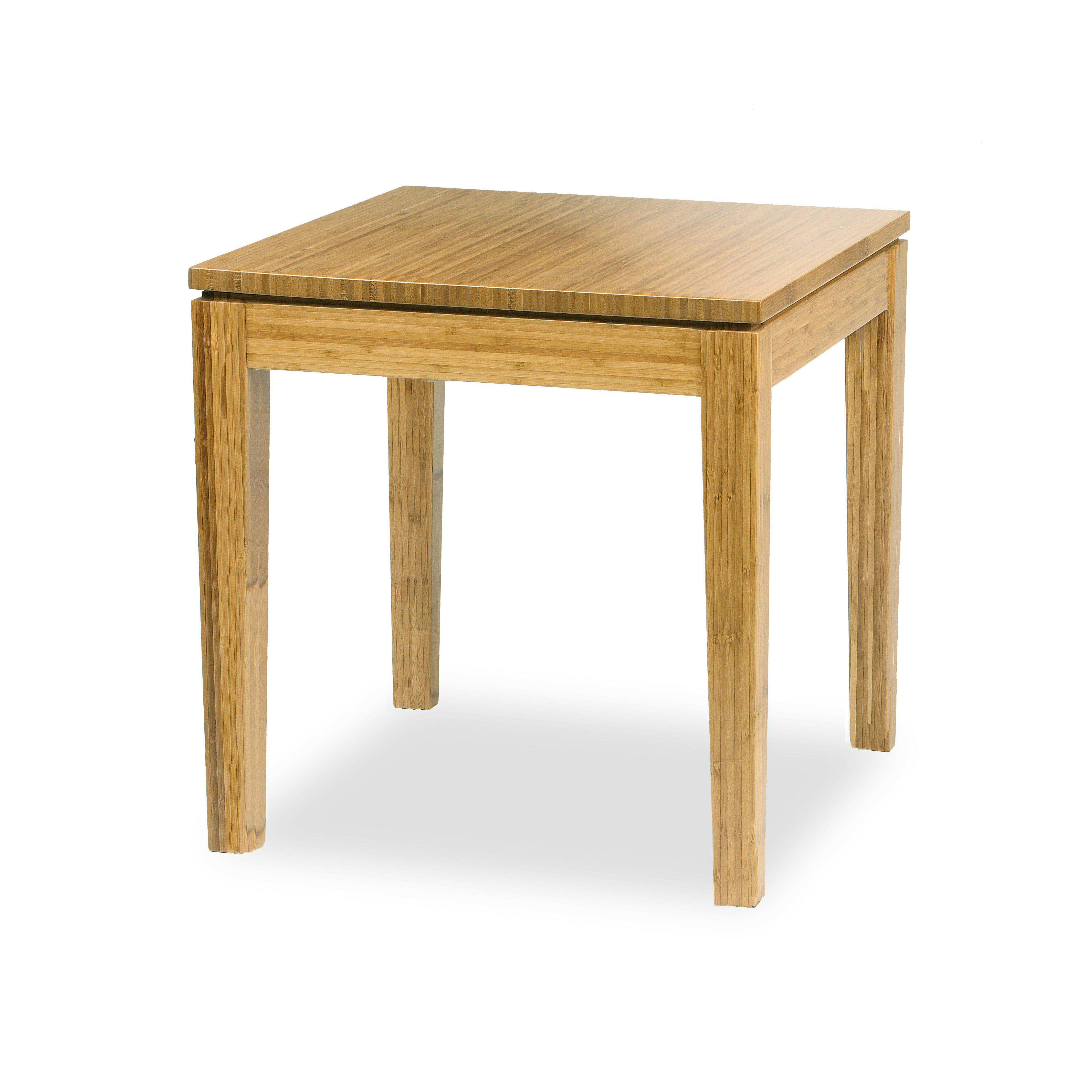 Bamboo Dining Room Furniture Bamboogle Brazil Bamboo End Table Amp Reviews Wayfair