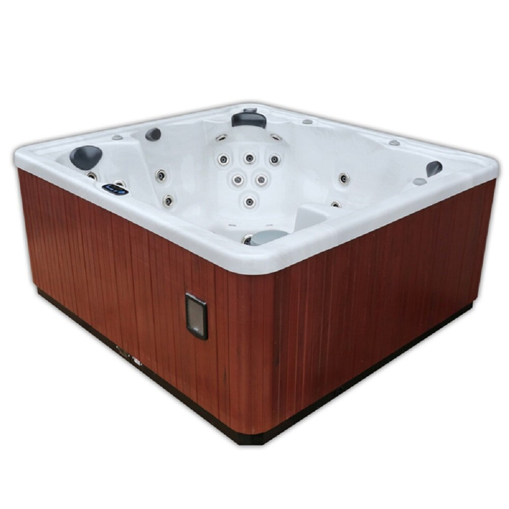 Home And Garden Spas 6 Person 40 Jet Spa With Mp3