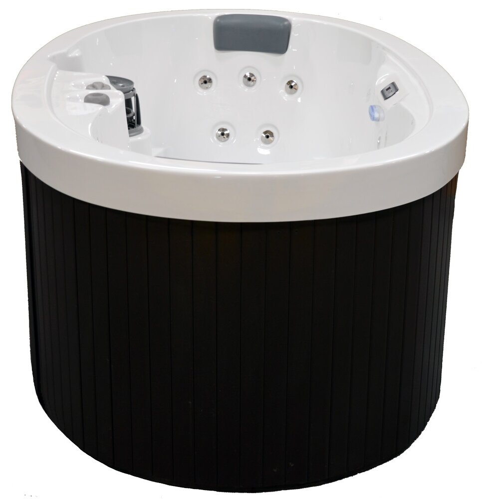 Home And Garden Spas 2 Person 13 Jet Oval Spa With