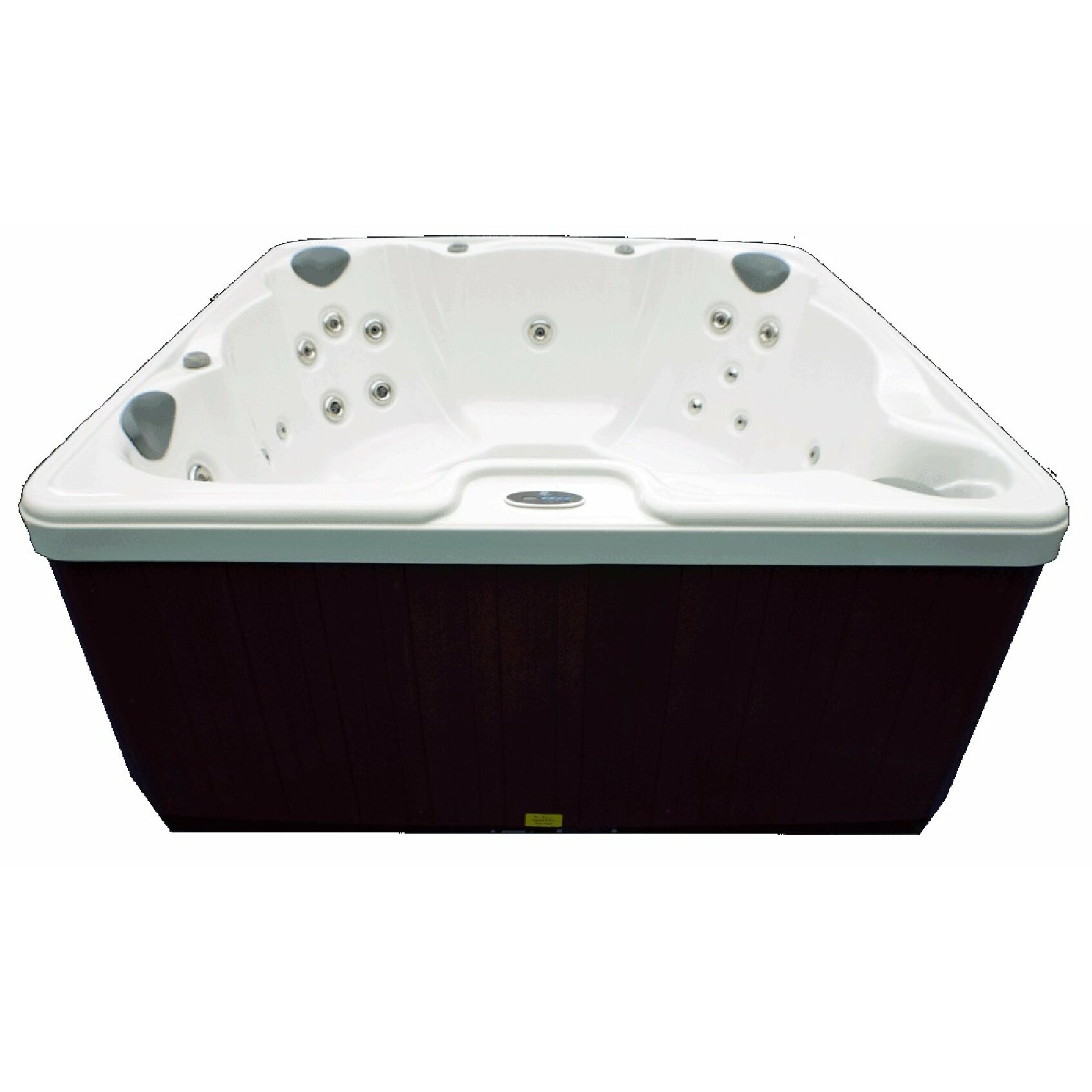 Home And Garden Spas 6 Person 51 Jet Spa With Waterfall