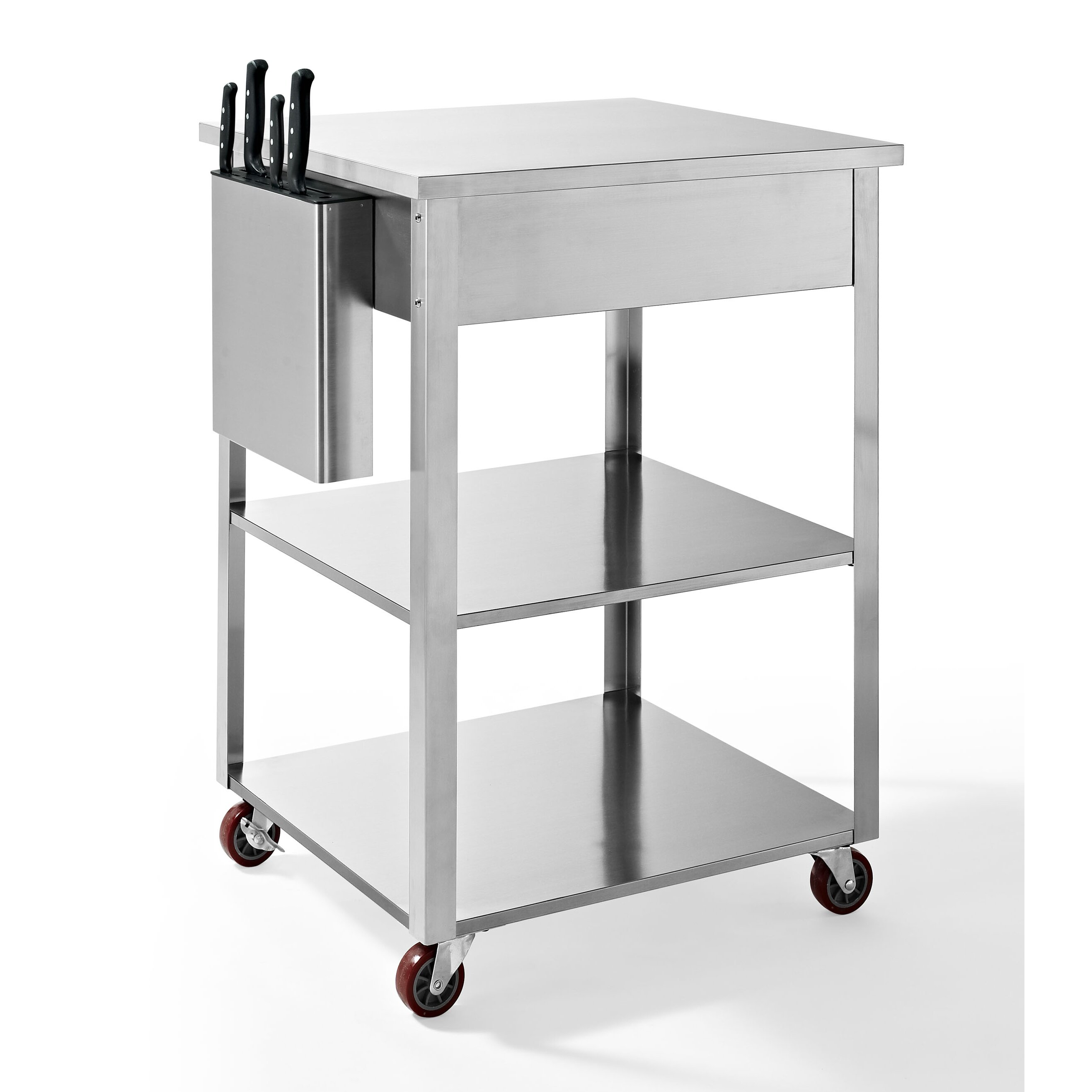 Crosley Kendall Kitchen Cart Reviews Wayfair